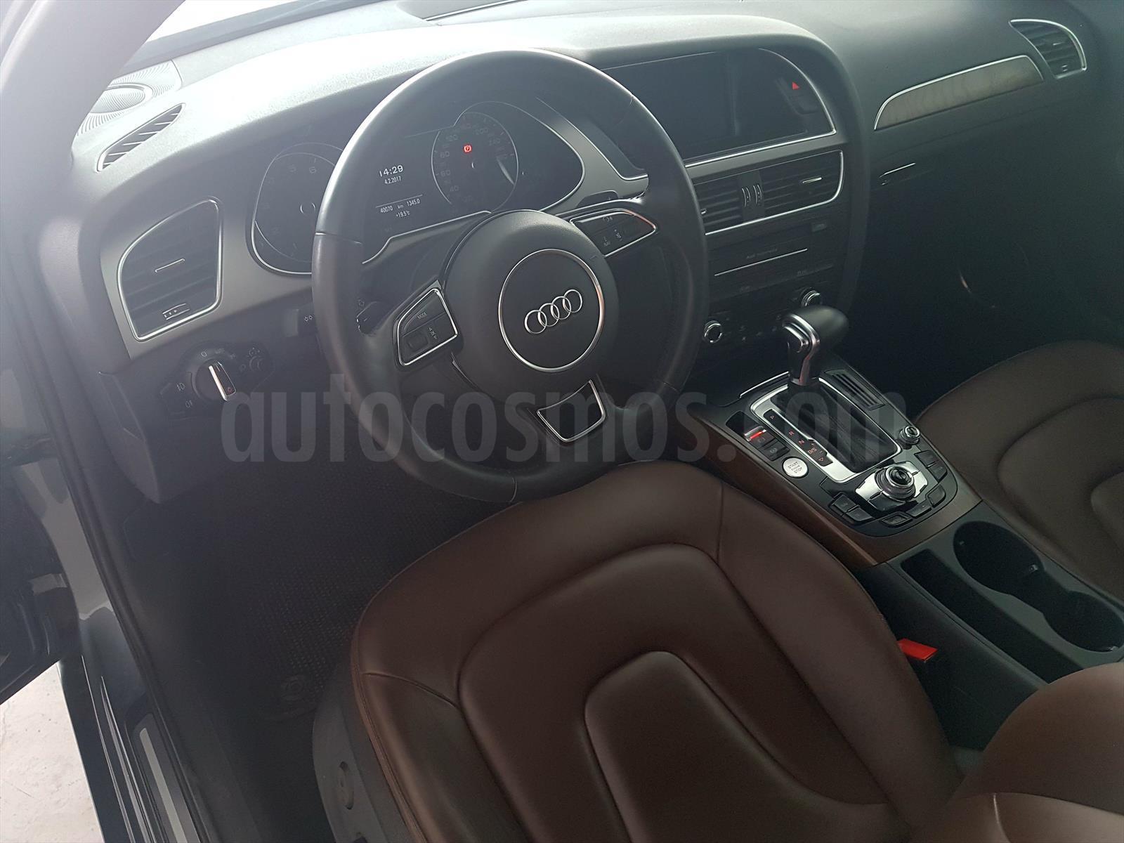 Venta Autos Usado Estado De Mexico Audi A4 2 0l T Luxury