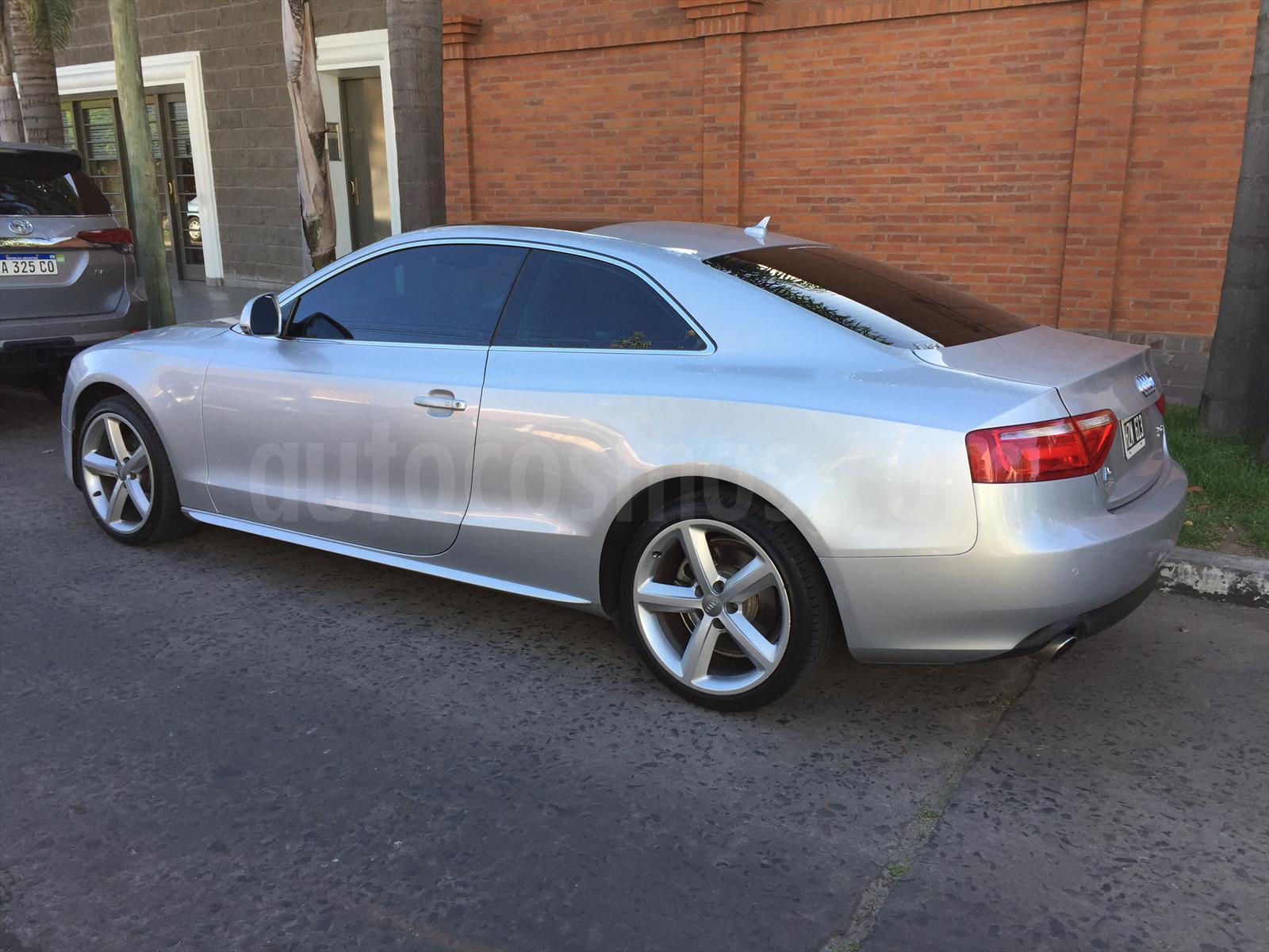 Venta Autos Usado Buenos Aires Gba Audi A5 3 2 Quattro
