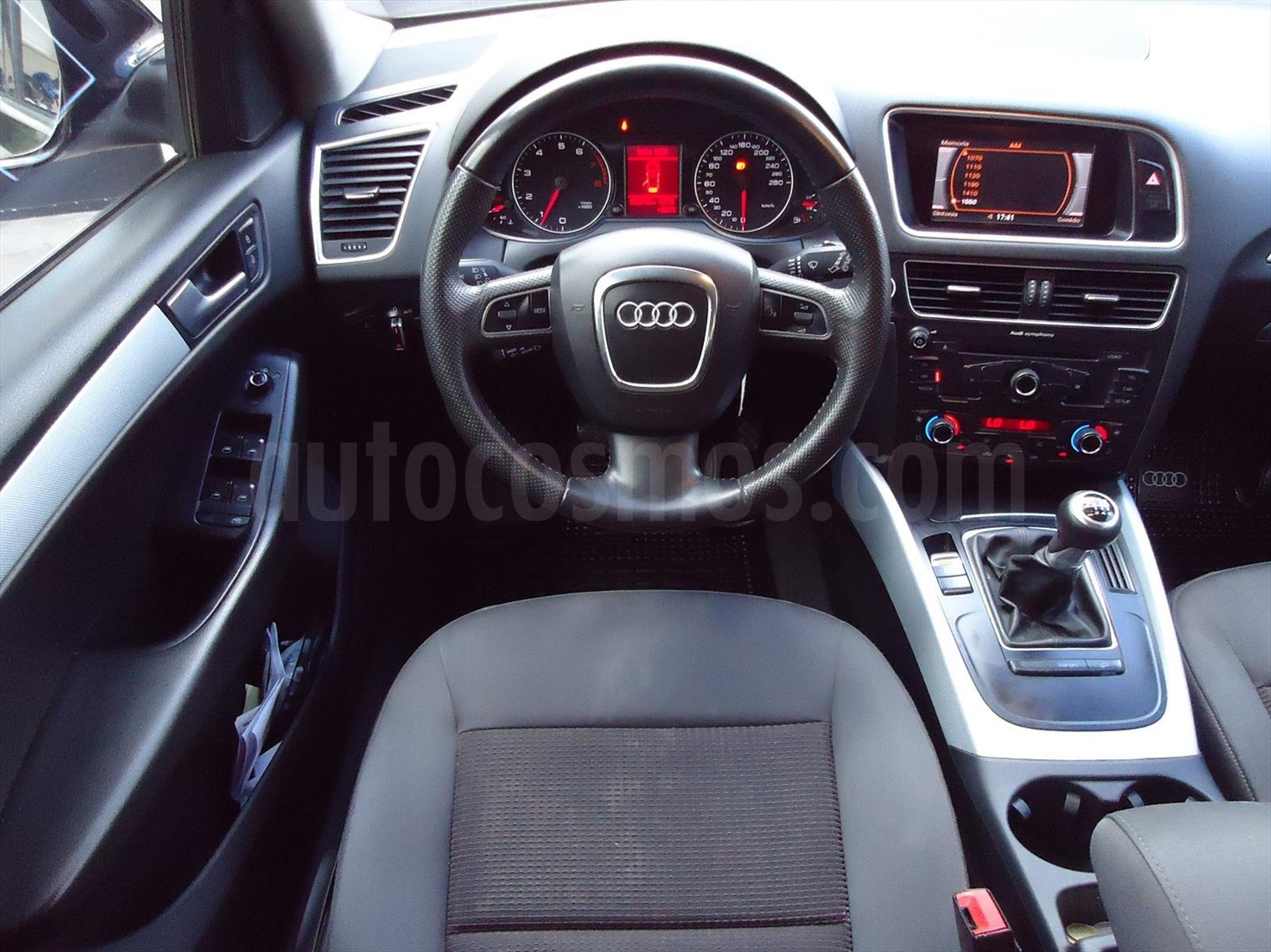 Venta Autos Usado Buenos Aires Audi Q5 2 0 T Fsi Quattro