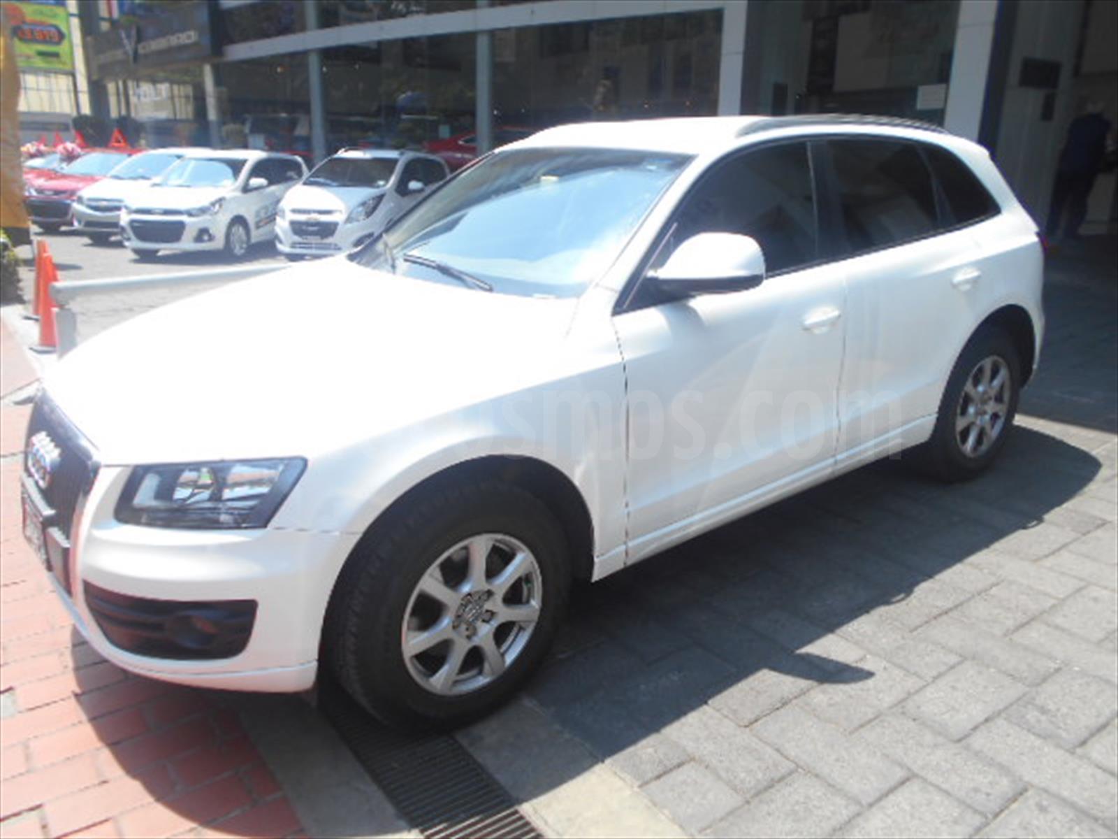 Venta Autos Usado Distrito Federal Audi Q5 2 0l T Elite