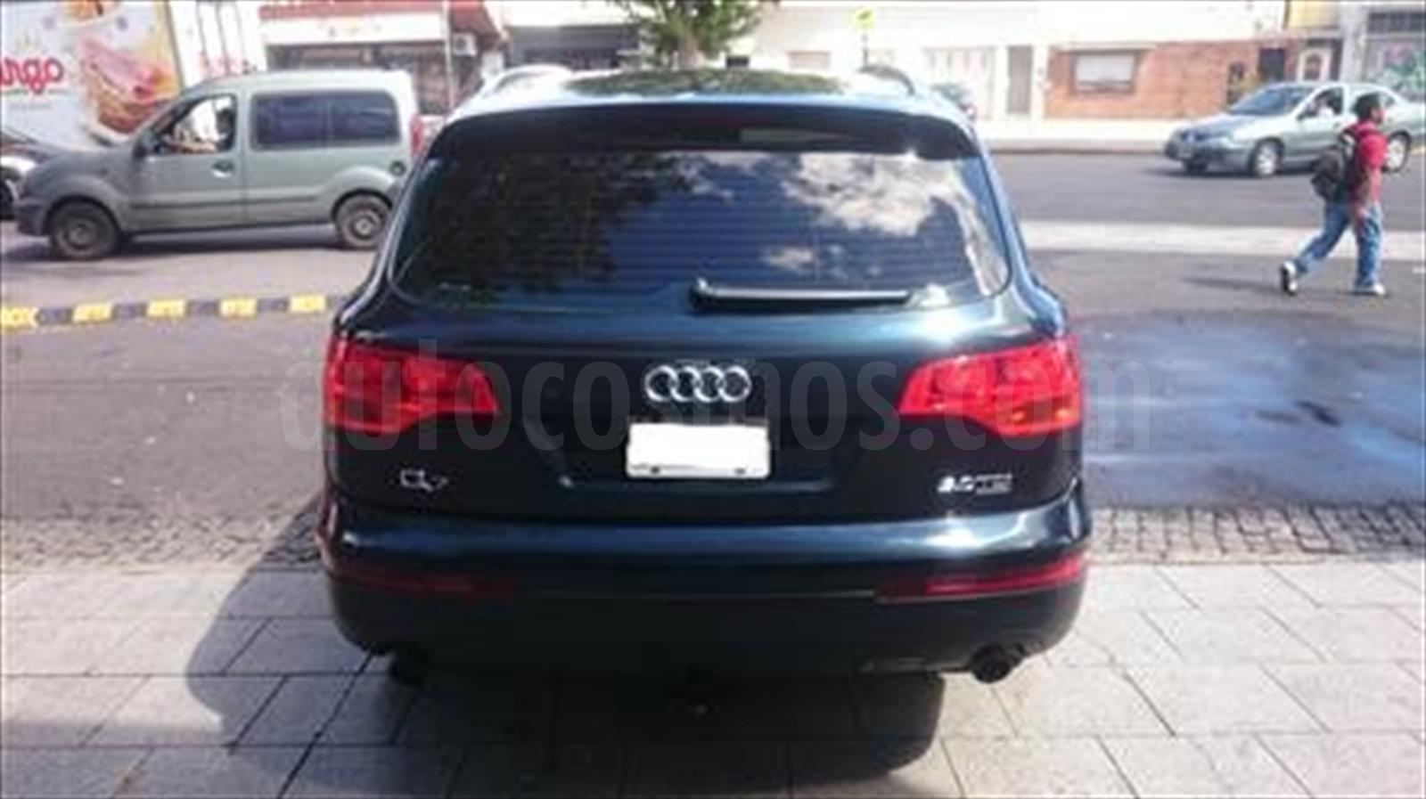 Venta Autos Usado Capital Federal Audi Q7 3 0 T Fsi