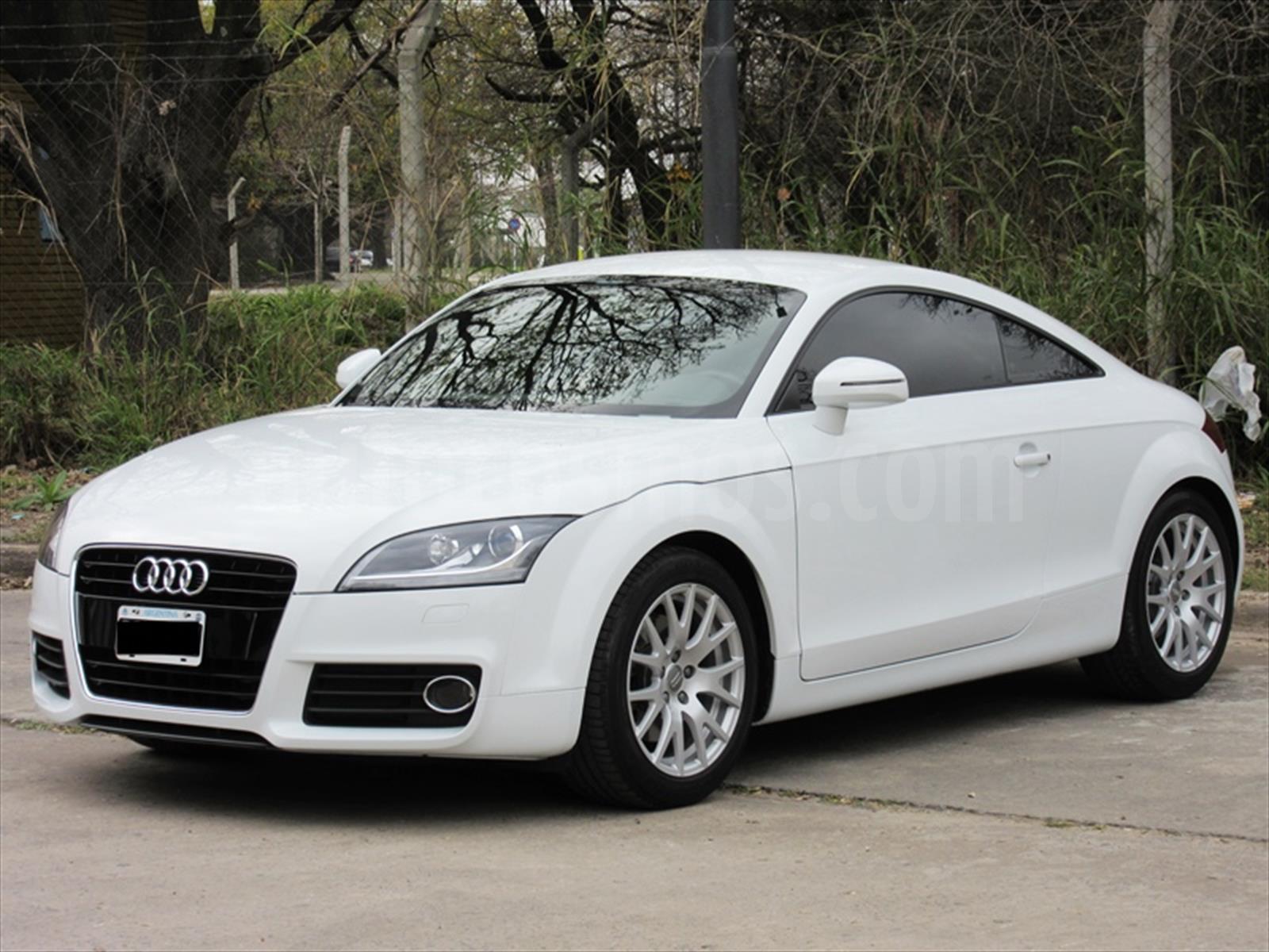 Venta Autos Usado Capital Federal Audi Tt Coupe 2 0 T