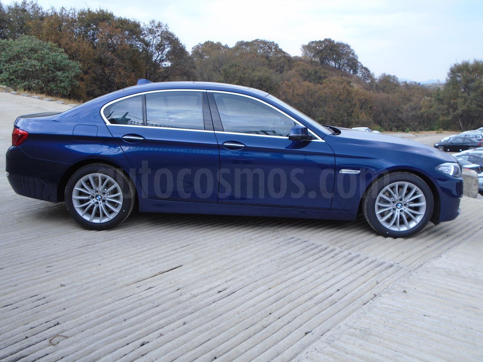 Venta Autos Usado Estado De Mexico Bmw Serie 5 528ia Luxury Line