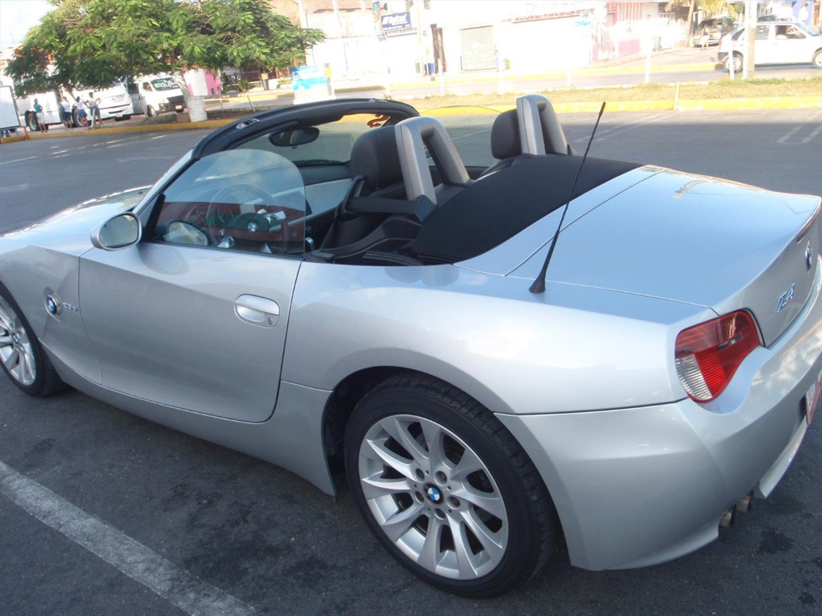 Venta Autos Usado Veracruz Bmw Z4 2 5sia Roadster