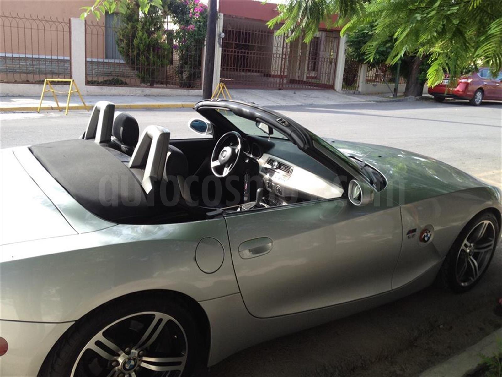 Venta Autos Usado Coahuila Bmw Z4 3 0i Roadster
