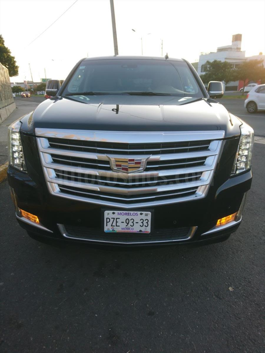 venta autos usado puebla cadillac escalade paq p 4x4 platinum. Black Bedroom Furniture Sets. Home Design Ideas