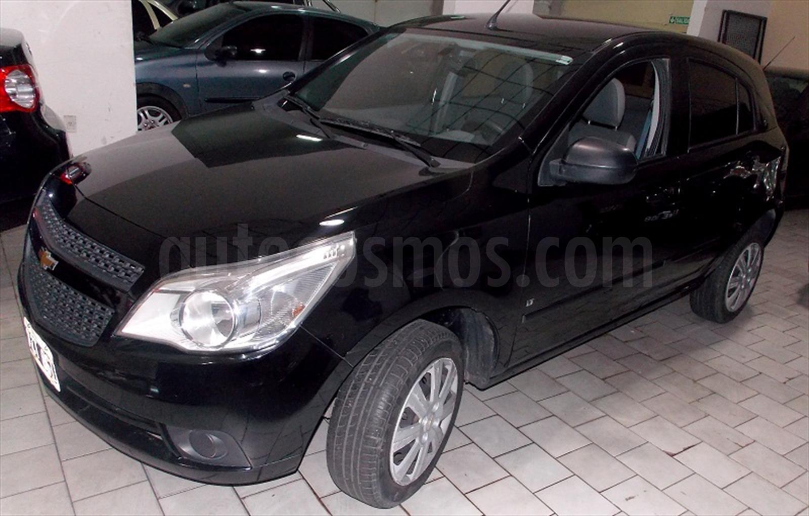 Venta Autos Usado Cordoba Chevrolet Agile Lt
