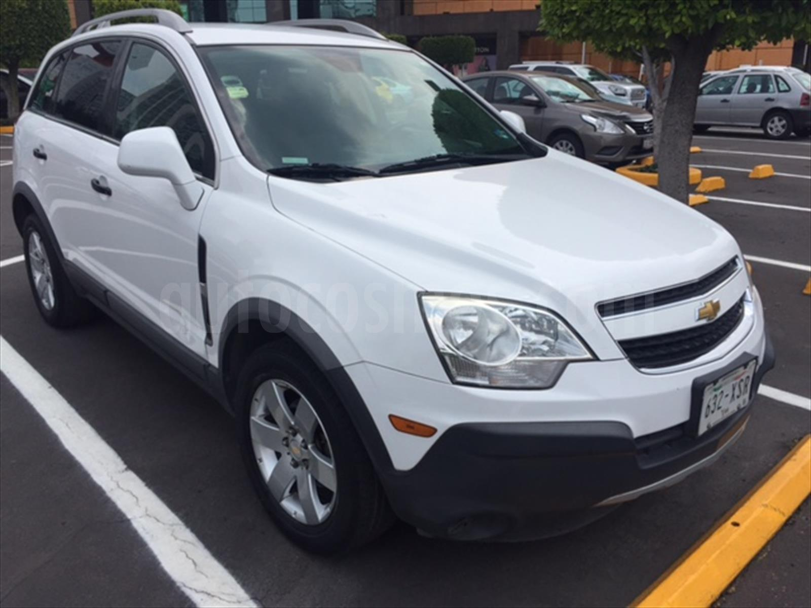 Venta autos usado - Estado de Mexico - Chevrolet Captiva