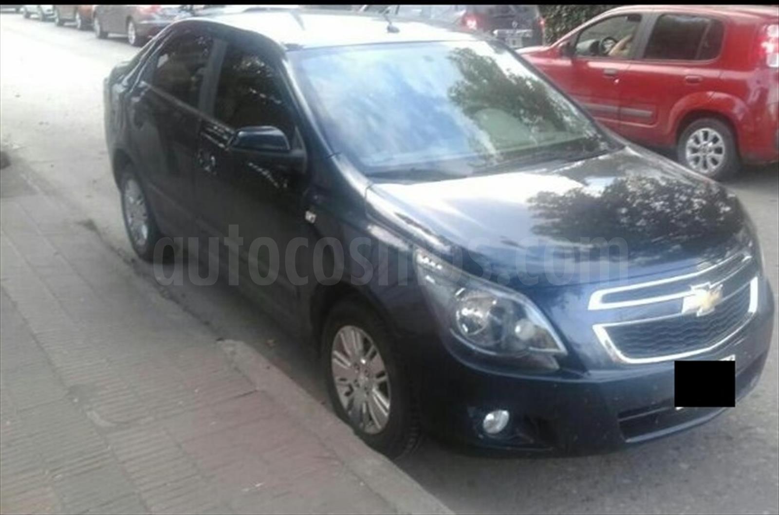 Venta Autos Usado Cordoba Chevrolet Cobalt Ltz