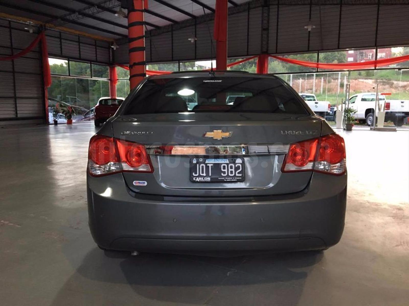Venta Autos Usado Cordoba Chevrolet Cruze Ltz Aut