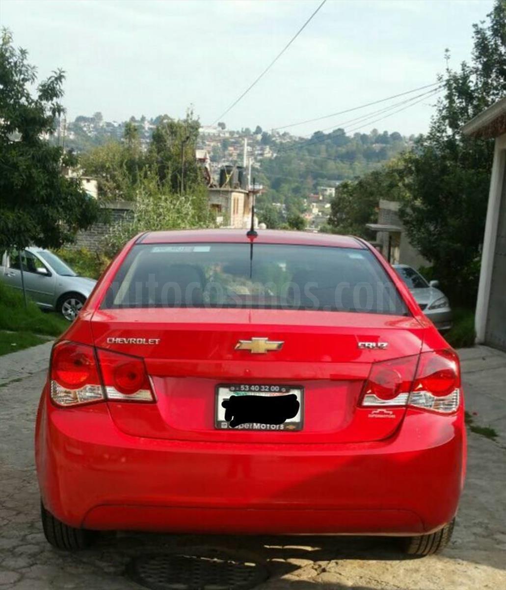 Venta Autos Usado Ciudad De Mexico Chevrolet Cruze Paq F