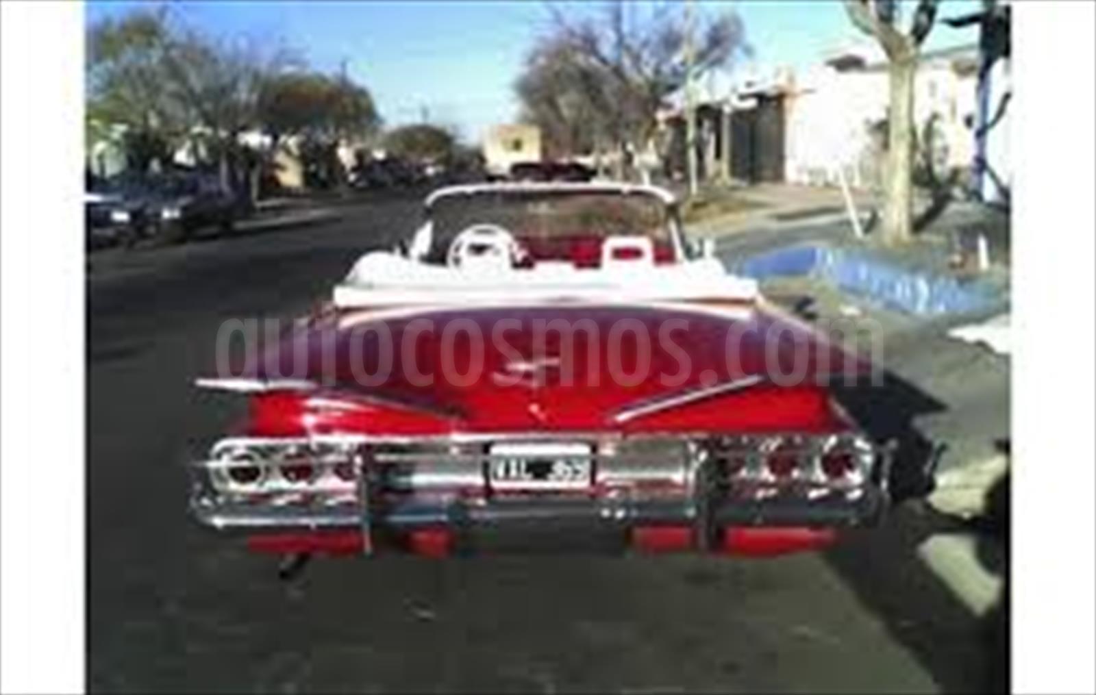 Venta Autos Usado Mendoza Chevrolet Impala Sedan