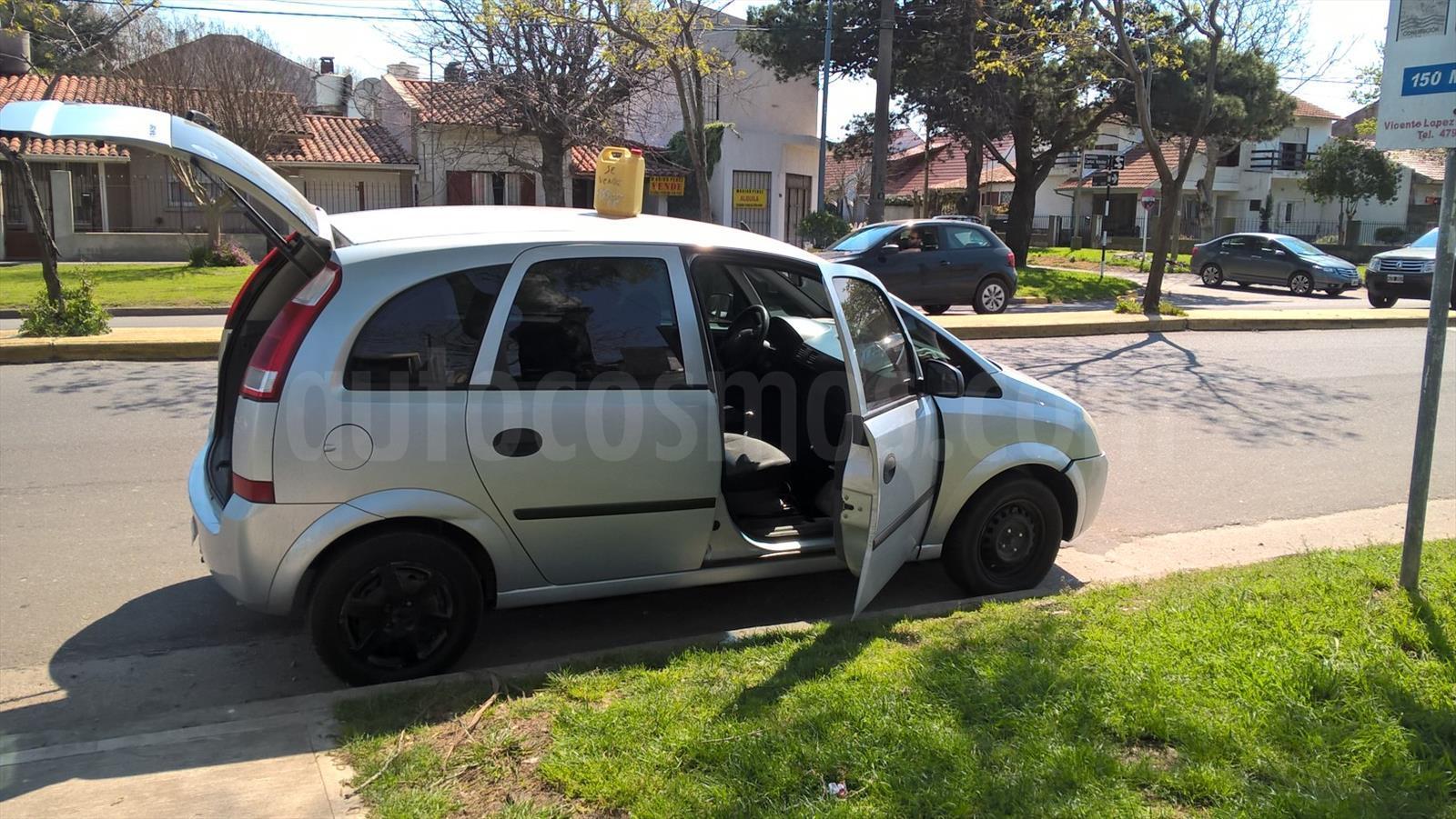 Venta Autos Usado Buenos Aires Chevrolet Meriva Gl Plus