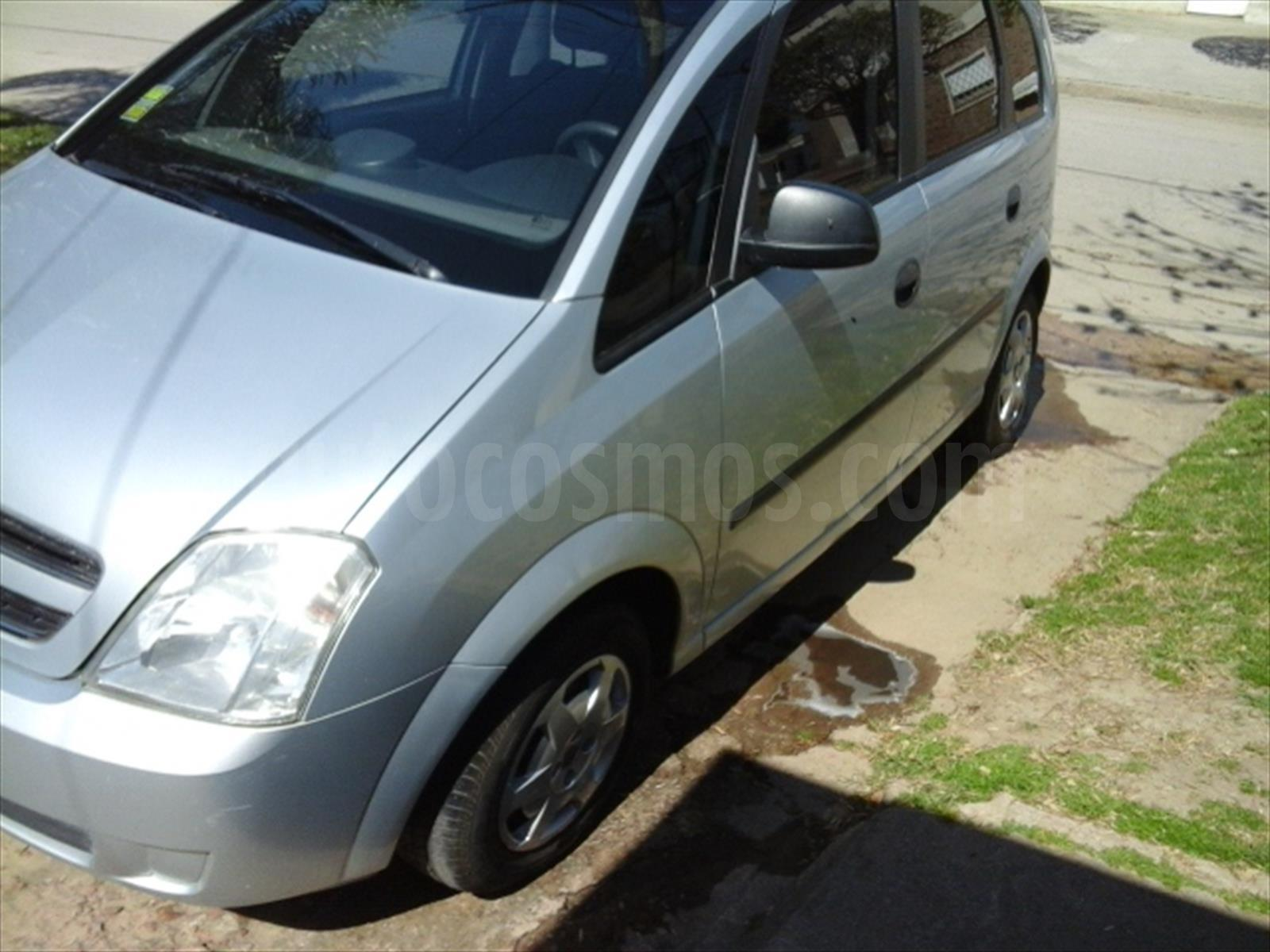 Venta Autos Usado Cordoba Chevrolet Meriva Gl Plus