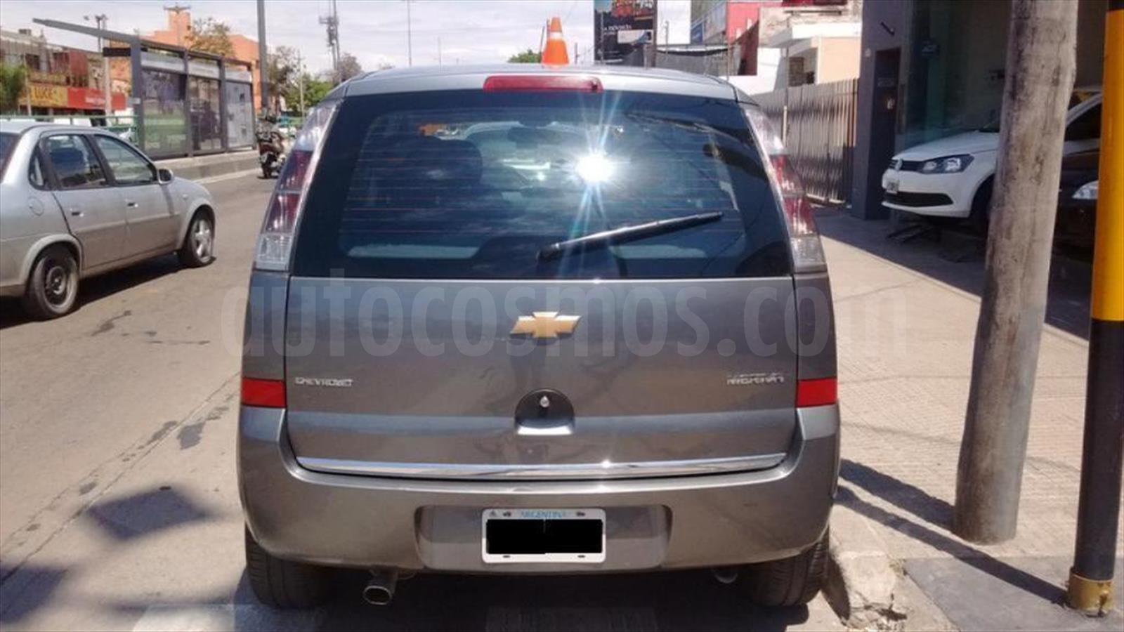 Venta Autos Usado Cordoba Chevrolet Meriva Gl