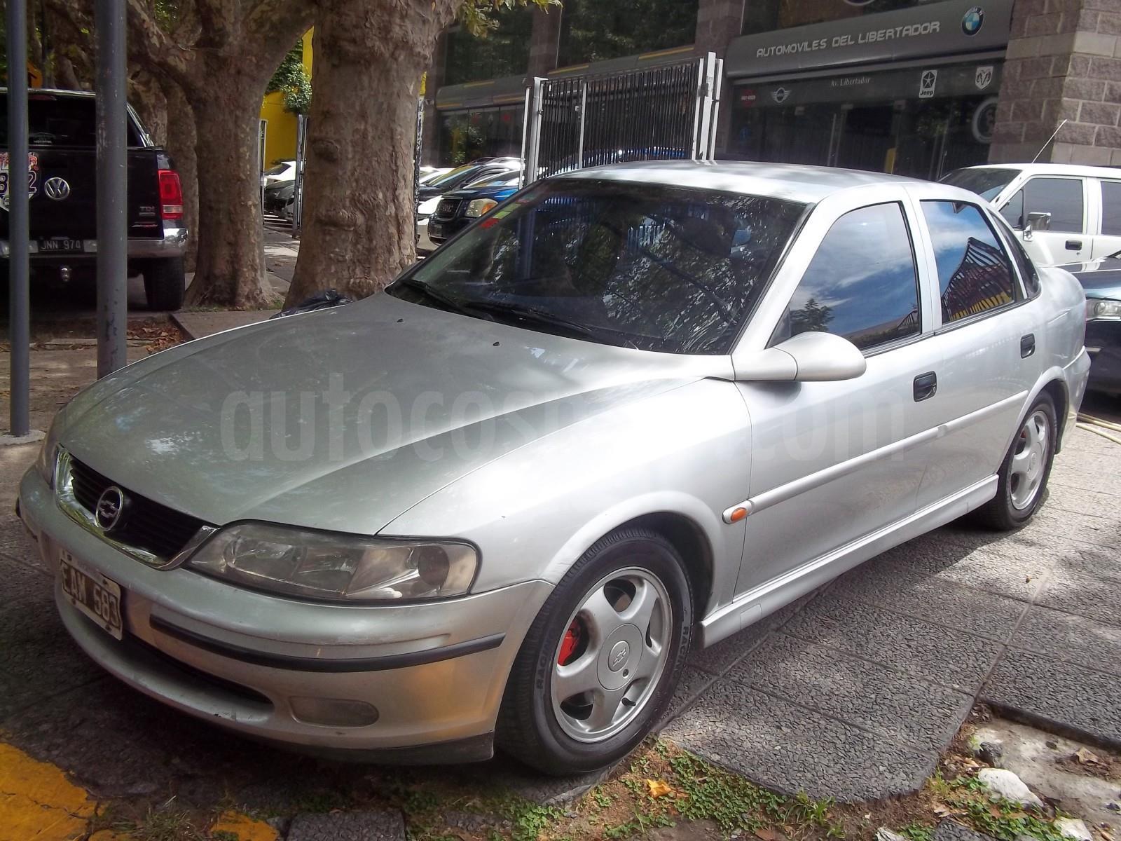 Venta Autos Usado Buenos Aires Gba Chevrolet Vectra 2 0 Cd