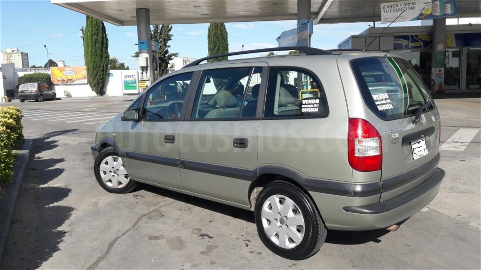 Venta Autos Usado Buenos Aires Chevrolet Zafira Gl