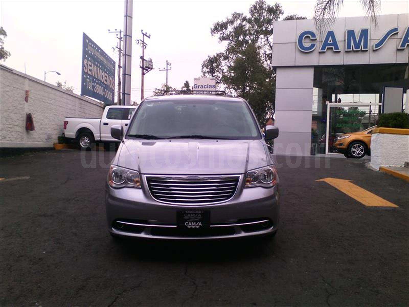 venta autos usado ciudad de mexico chrysler town and country touring. Black Bedroom Furniture Sets. Home Design Ideas