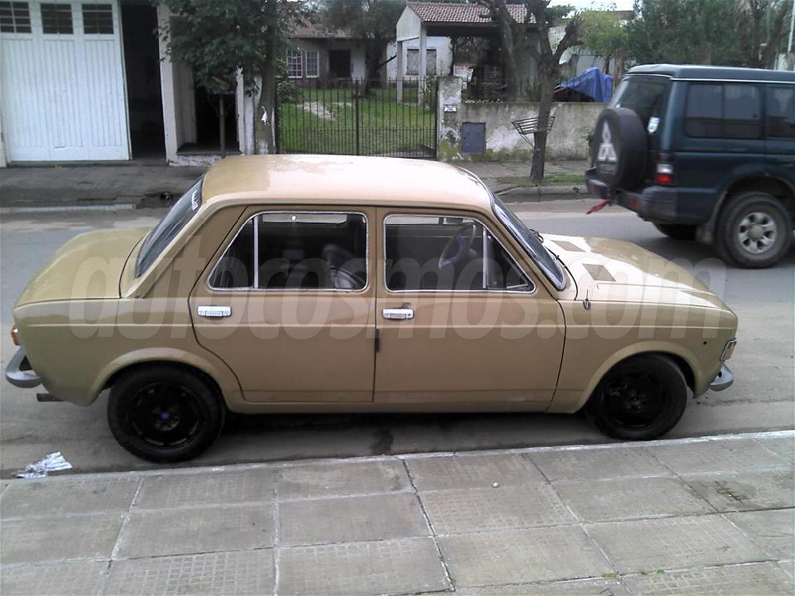 Venta Auto Usado Fiat 128 Iava Tv 1100 1976 Color Marron