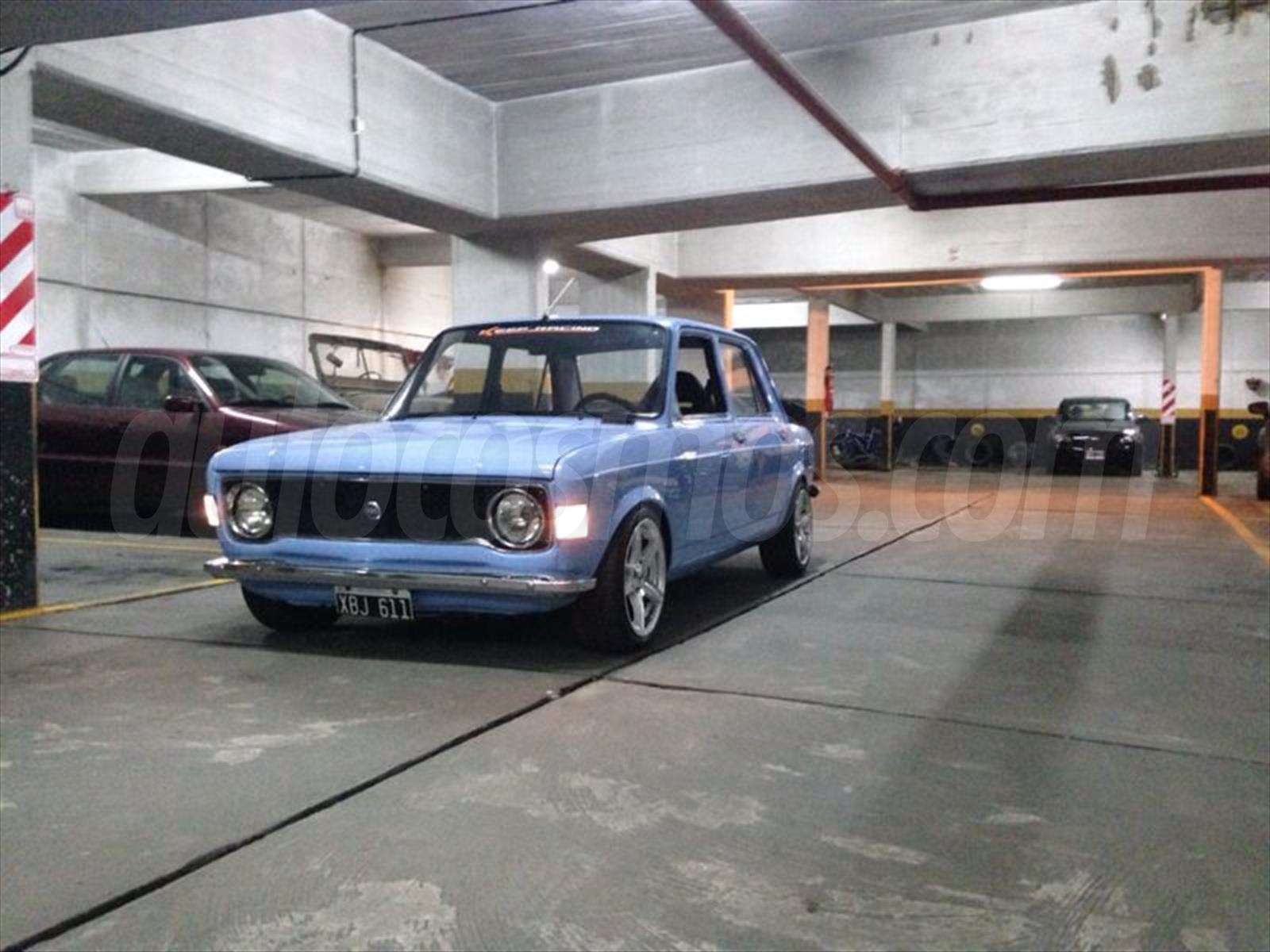 Venta Auto Usado Fiat 128 Iava Tv 1300 1974 Color