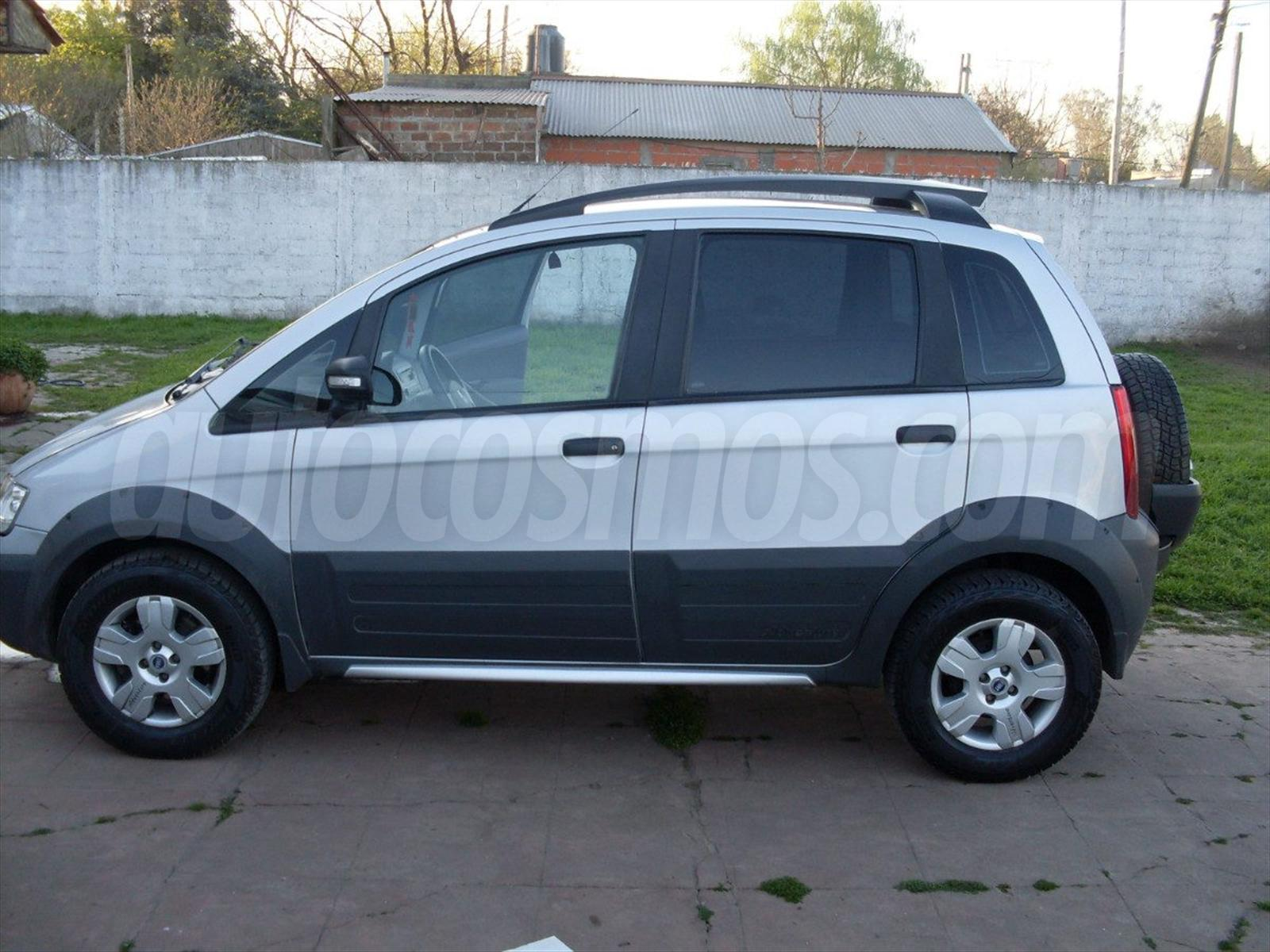 Venta autos usado tucuman fiat idea 1 8 adventure confort for Repuestos fiat idea adventure precios