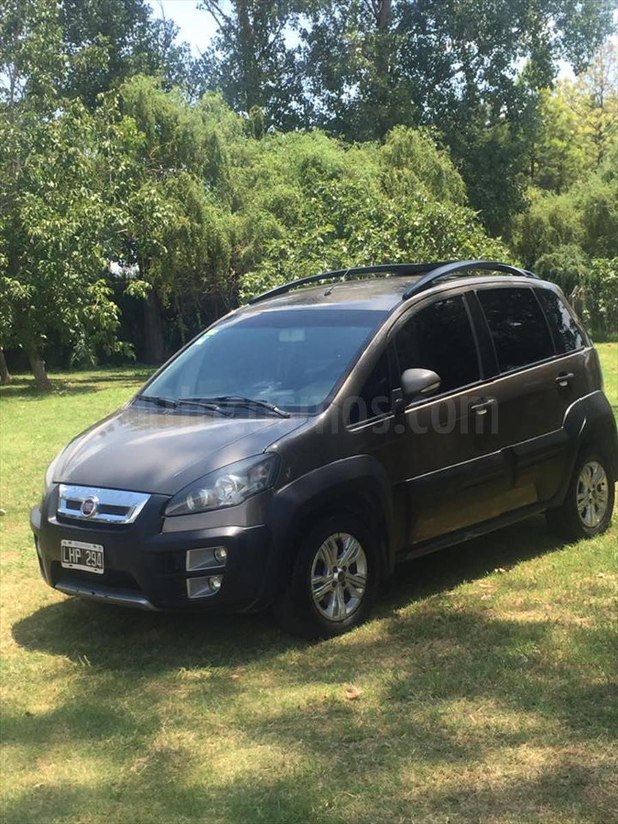 Venta autos usado cordoba fiat idea 1 6 adventure pack top for Fiat idea adventure pack top