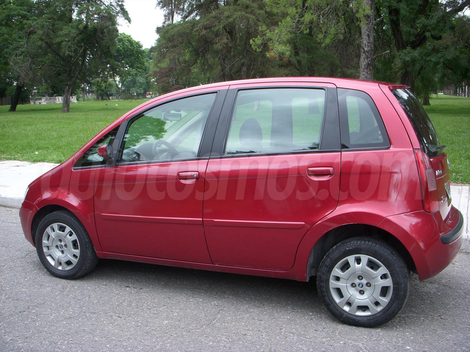 Venta autos usado tucuman fiat idea 1 8 hlx for Fiat idea 1 8 hlx 2006 ficha tecnica