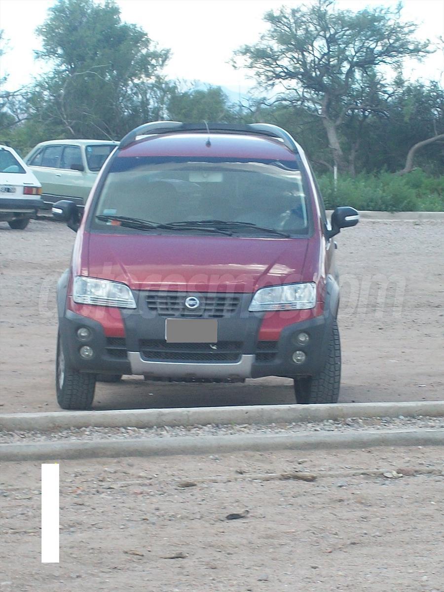 Venta auto usado fiat idea adventure 1 8 confort 2008 for Fiat idea 2009 precio
