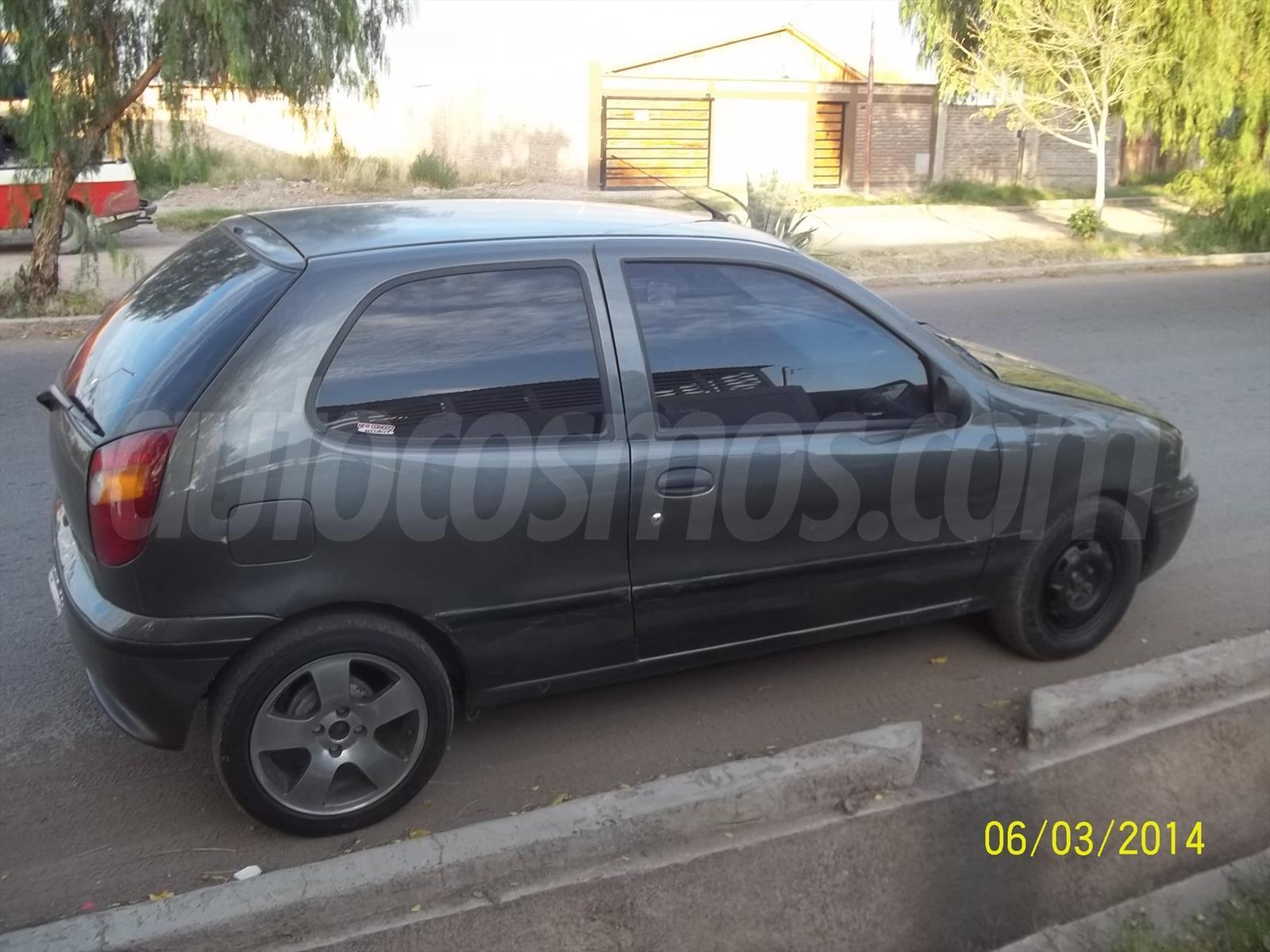 Venta Autos Usado Mendoza Fiat Palio 3p Sx 1 6 Spi