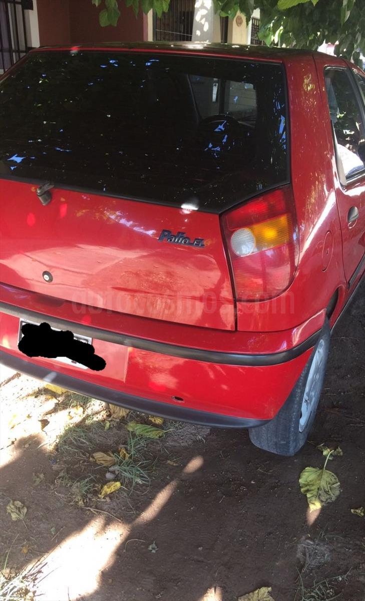 Venta Autos Usado Mendoza Fiat Palio 5p Ex 1 7 Td