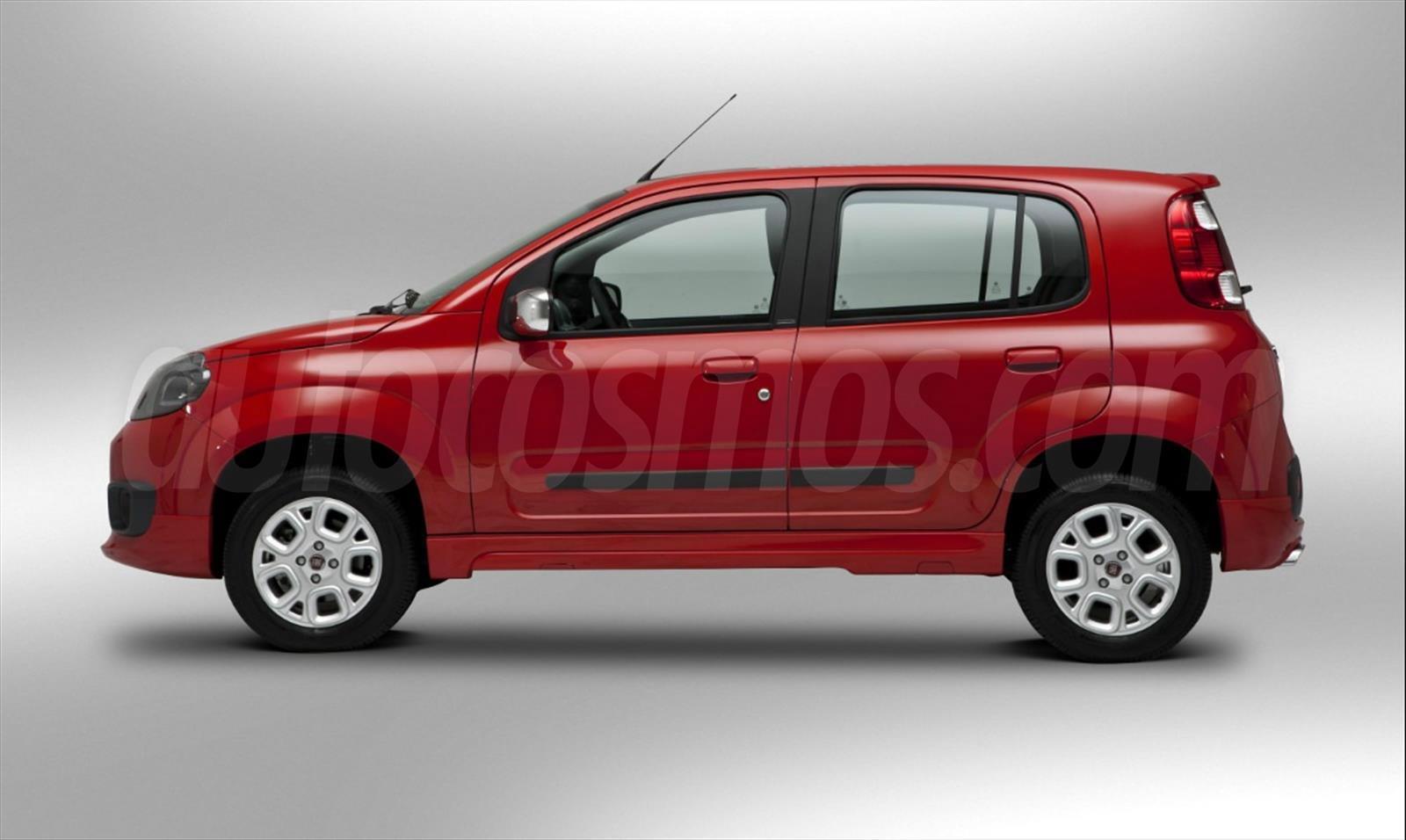 Venta Auto Nuevo Fiat Uno 3p 1 4 Attractive Color A