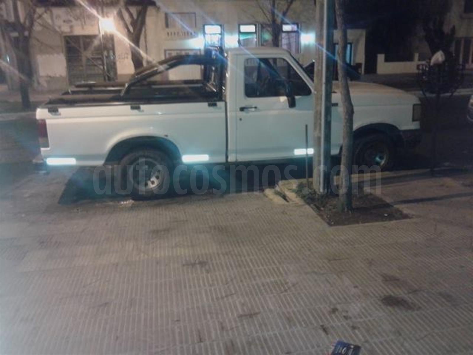 Venta Autos Usado Buenos Aires Ford F 100 3 6l