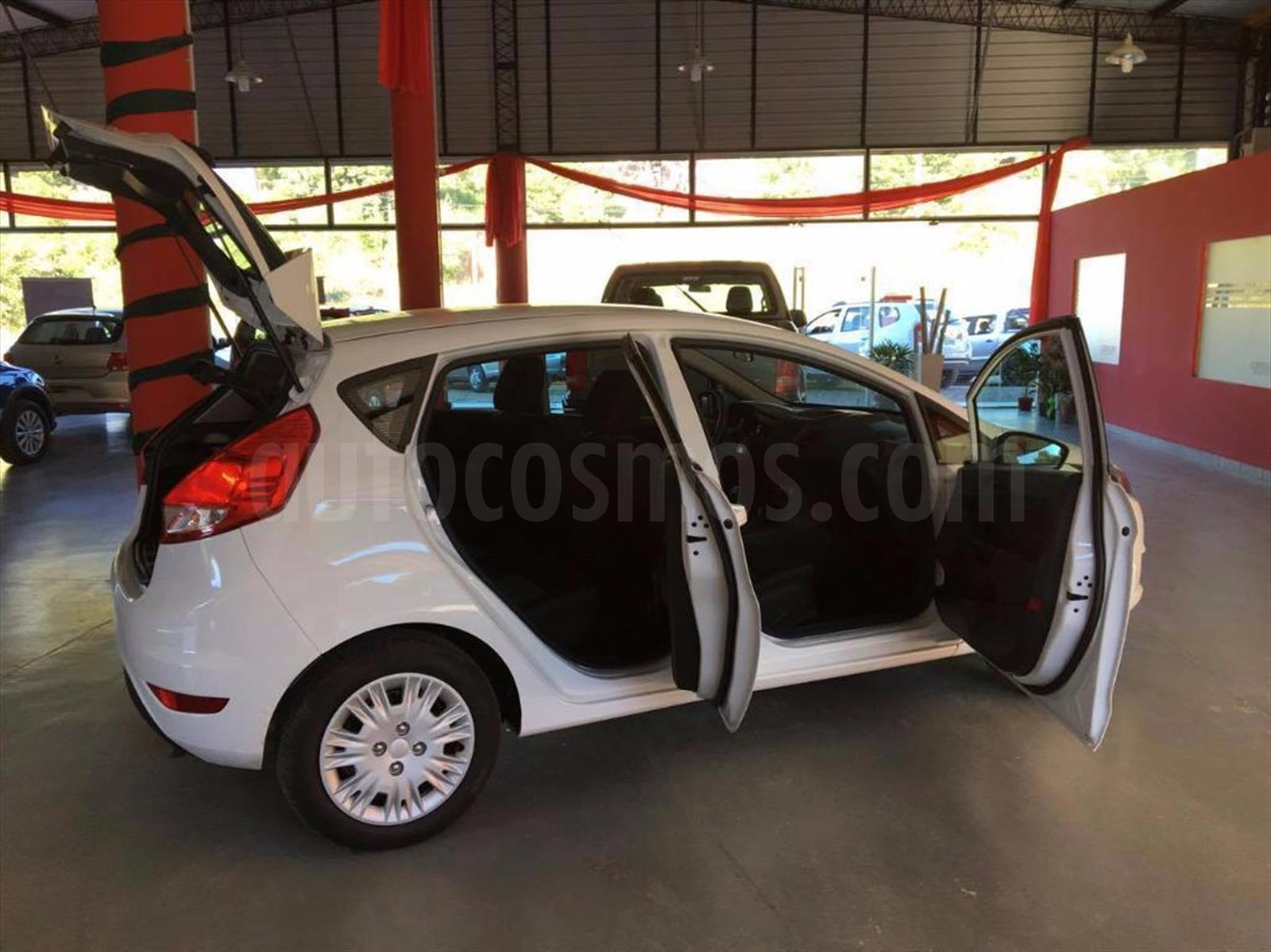 Venta Autos Usado Cordoba Ford Fiesta Kinetic S