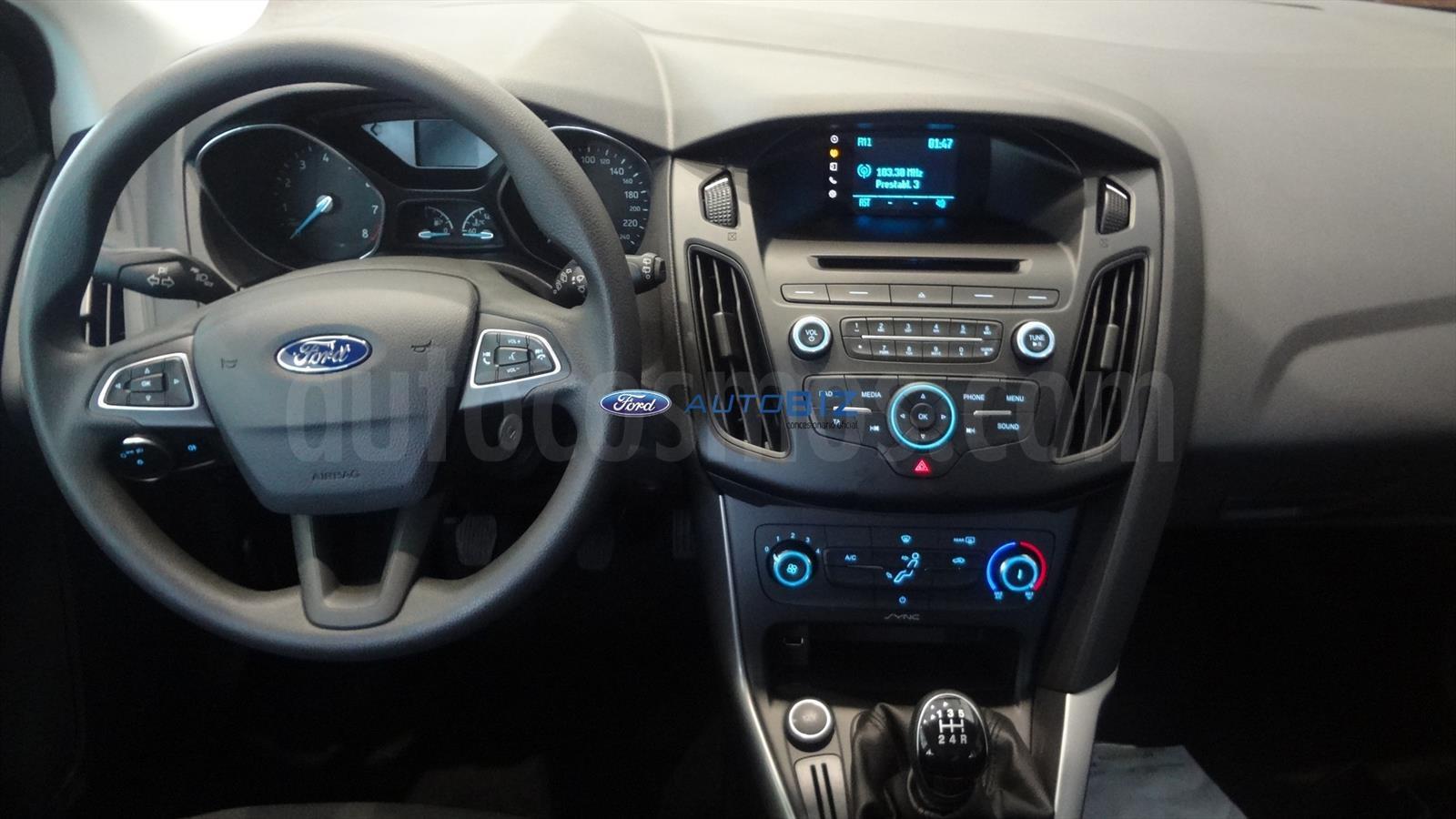 Venta Autos Nuevo Buenos Aires Gba Ford Focus 5p 1 6l S