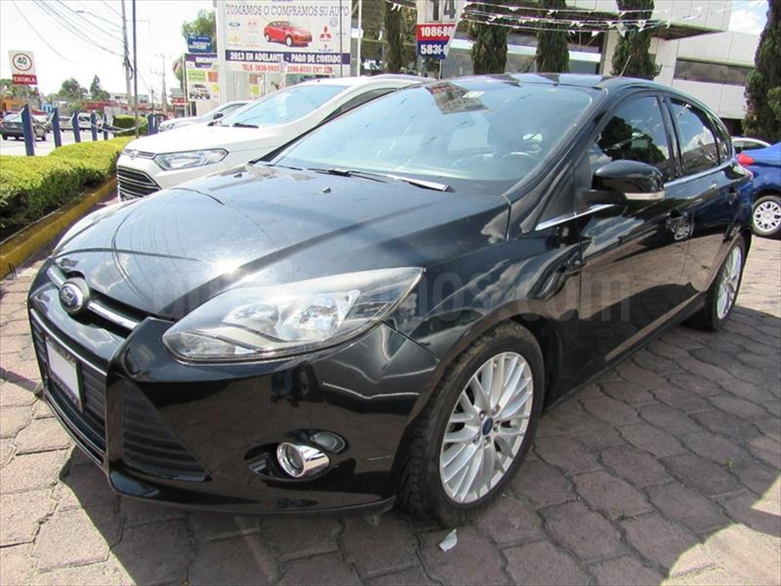 Venta autos usado - Estado de Mexico - Ford Focus 5P Trend