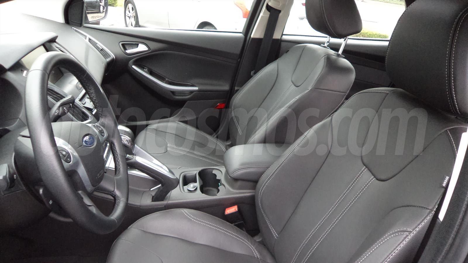 ford focus titanium aut plus 2013 1500 km gasolina estado de méxico