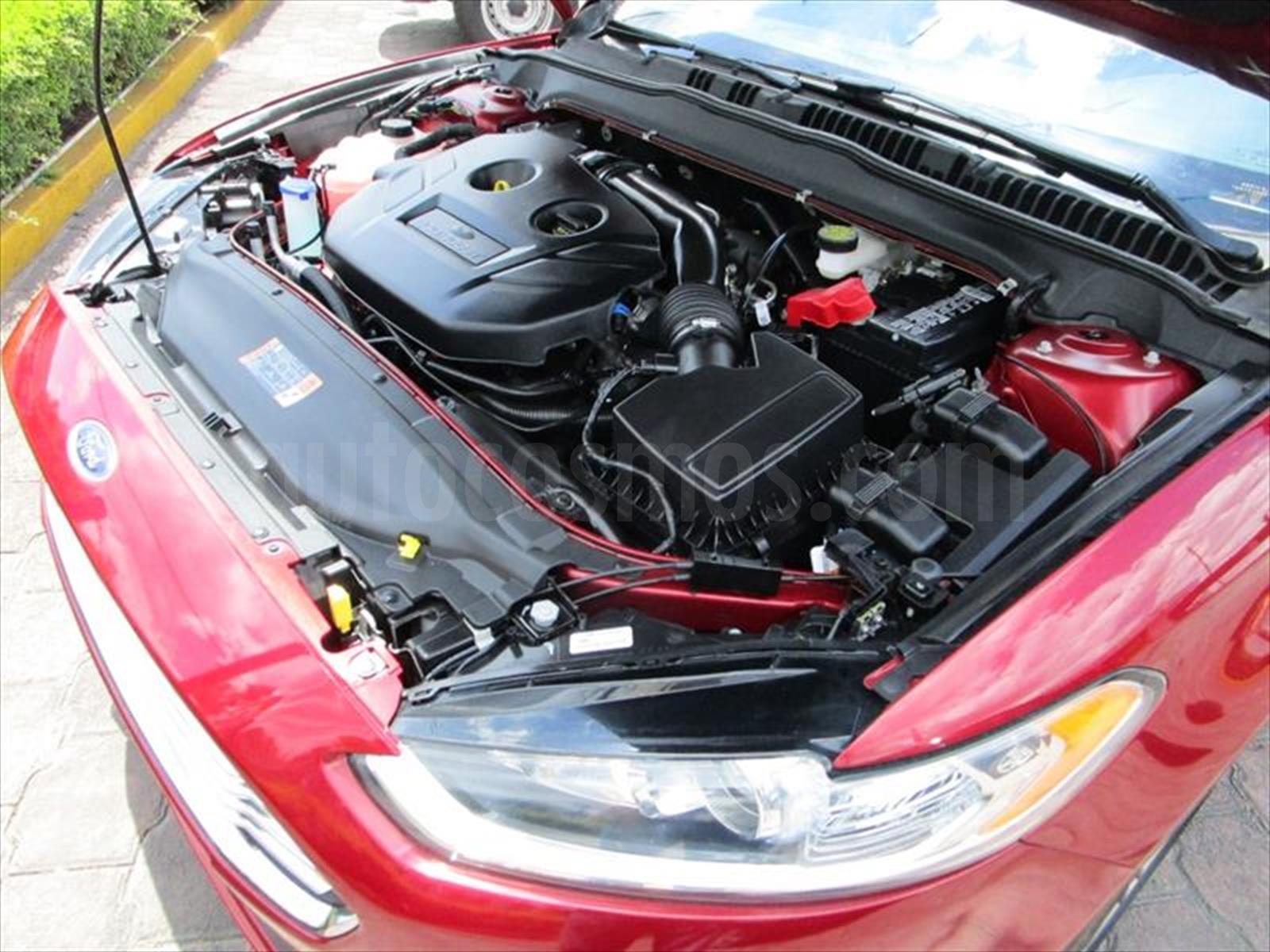 Venta autos usado - Estado de Mexico - Ford Fusion SE