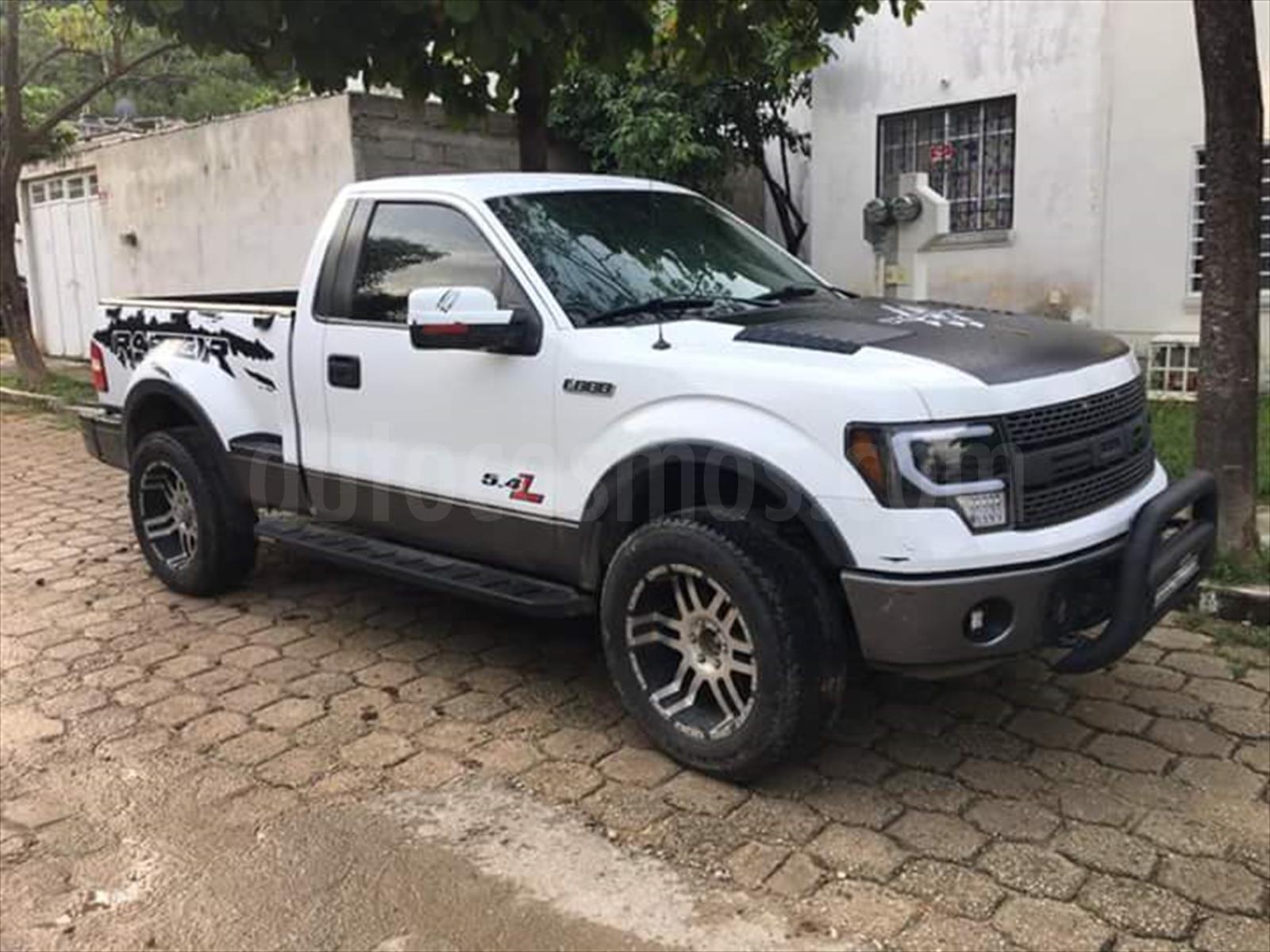 Venta autos usado - Chiapas - Ford Lobo Sport FX4 4x4