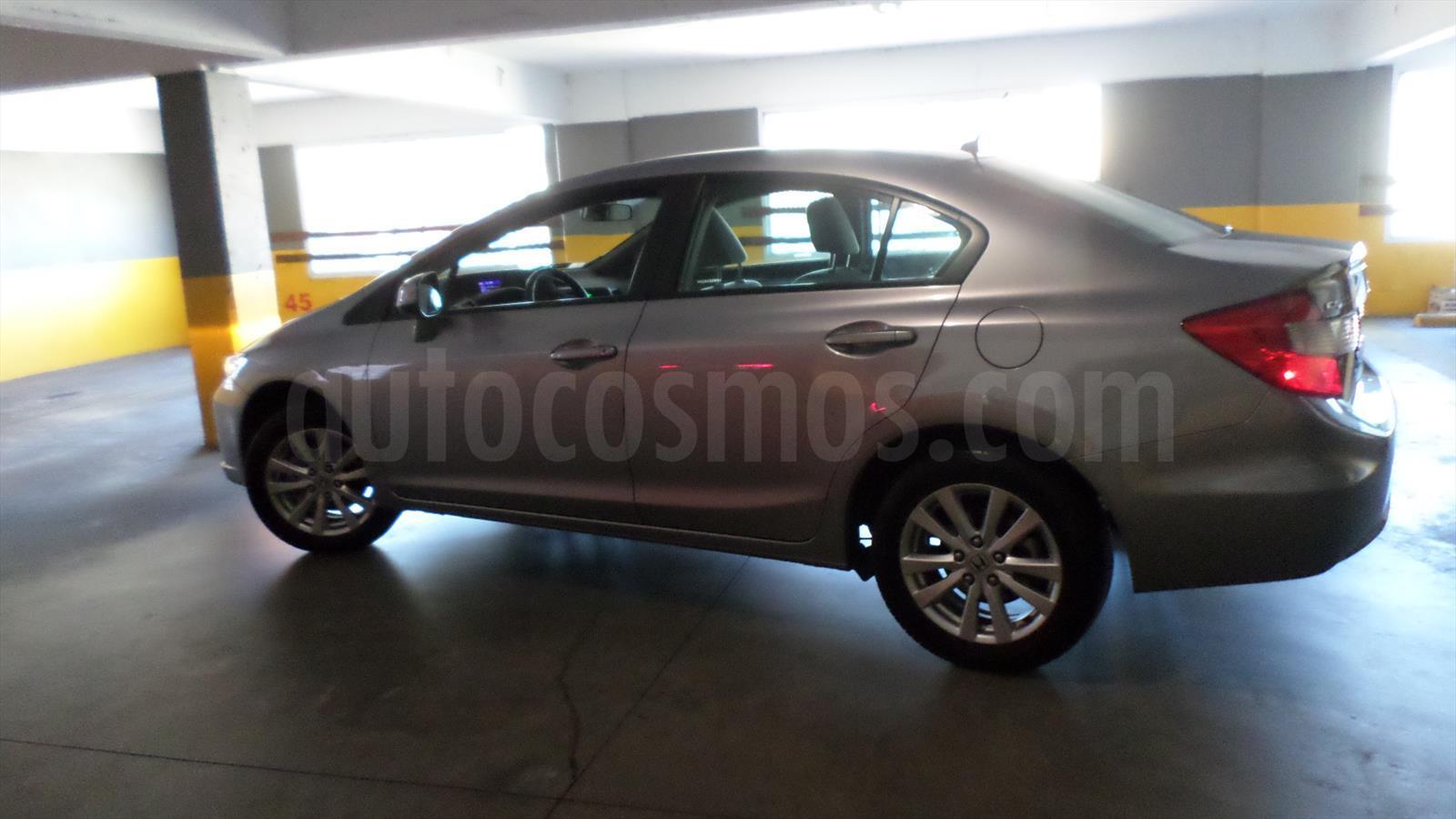 Venta Autos Usado Buenos Aires Honda Civic 1 8 Lxs Aut