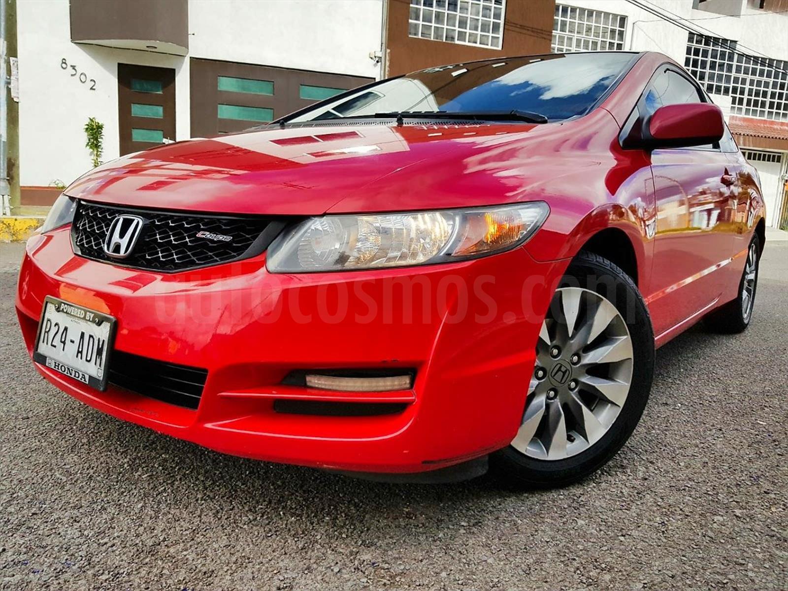 Venta Autos Usado Sonora Honda Civic Ex 1 8l