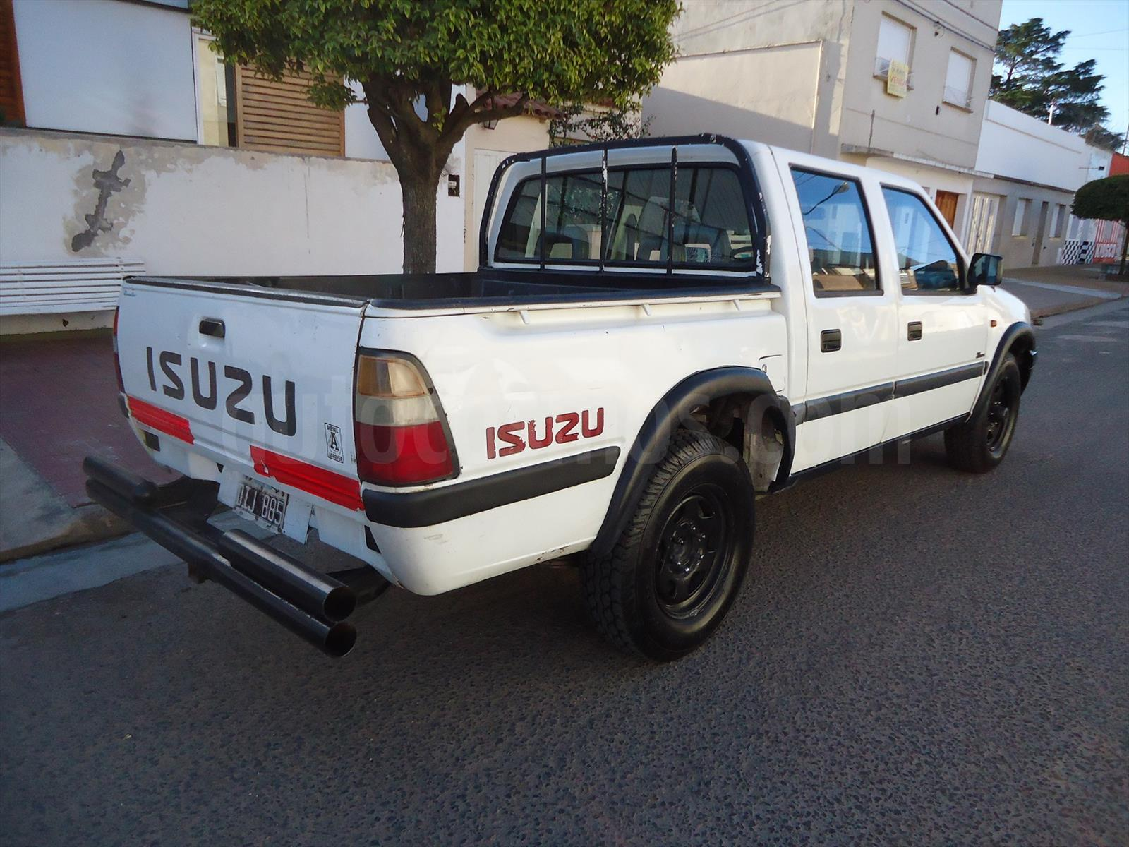 venta autos usado buenos aires isuzu pick up 3 1 ltd 4x4 cabina doble. Black Bedroom Furniture Sets. Home Design Ideas