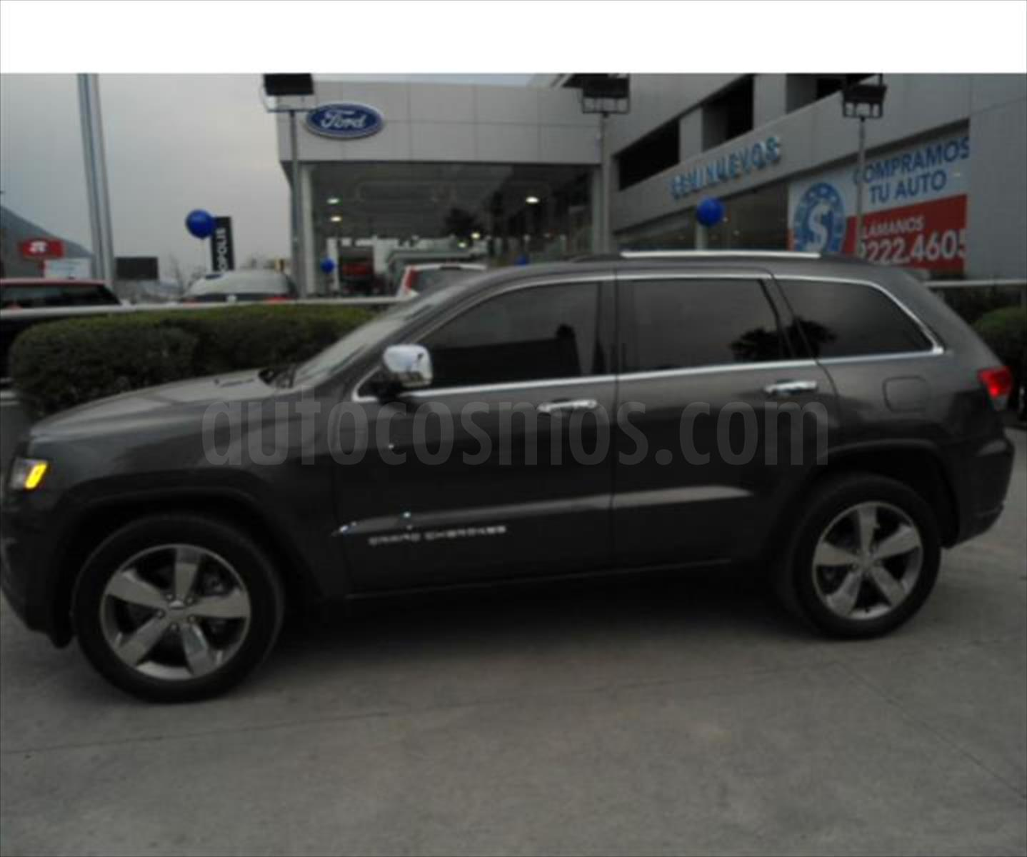 Jeep Grand Cherokee Limited 2014: Venta Auto Usado Jeep Grand Cherokee Limited Lujo (2014