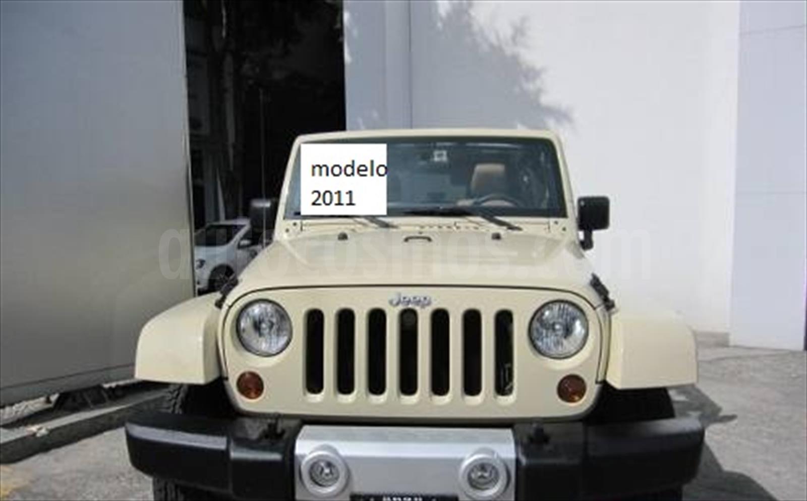 venta autos usado - estado de mexico - jeep wrangler sahara 4x4