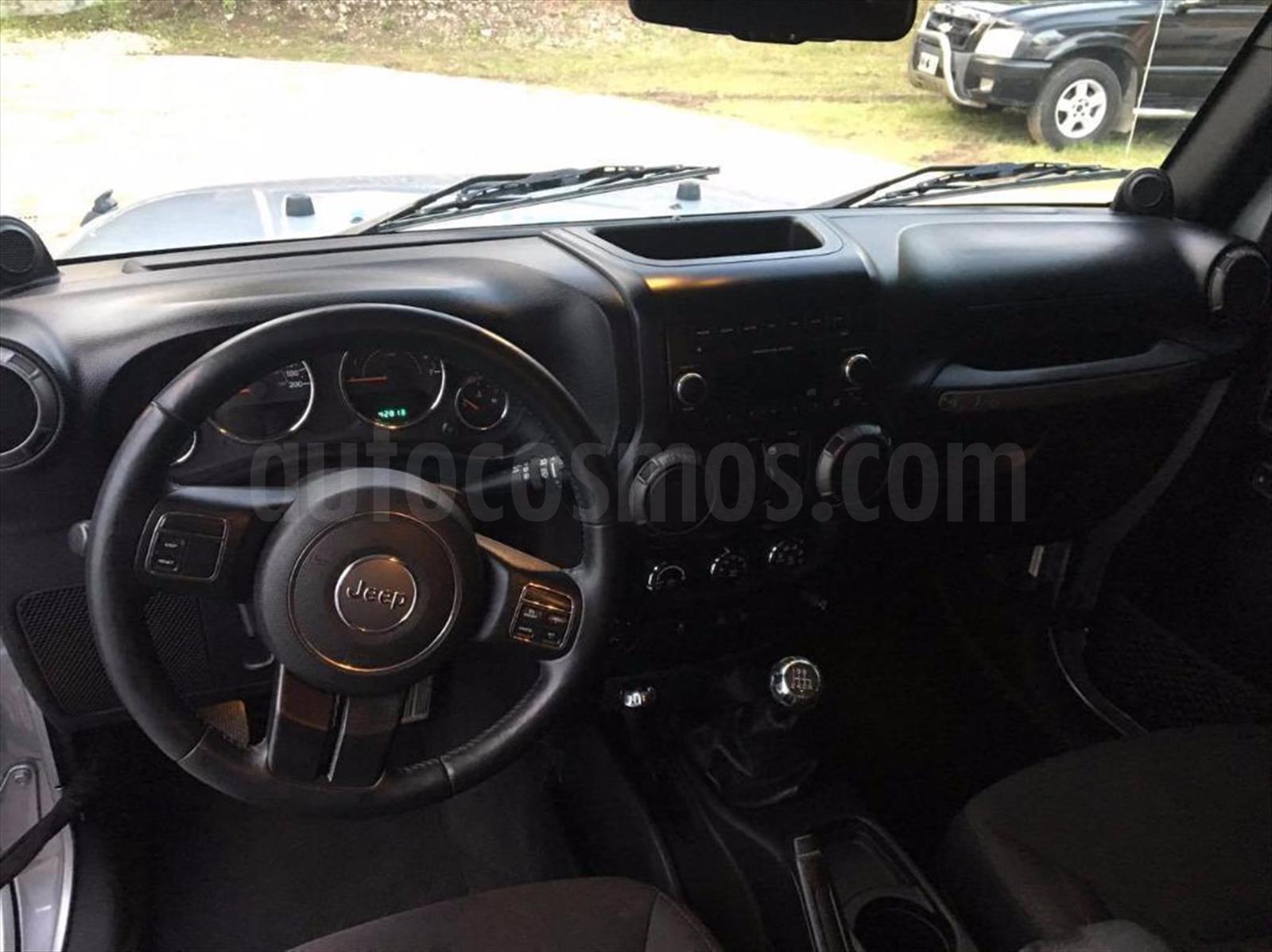 Venta Autos Usado Cordoba Jeep Wrangler Unlimited