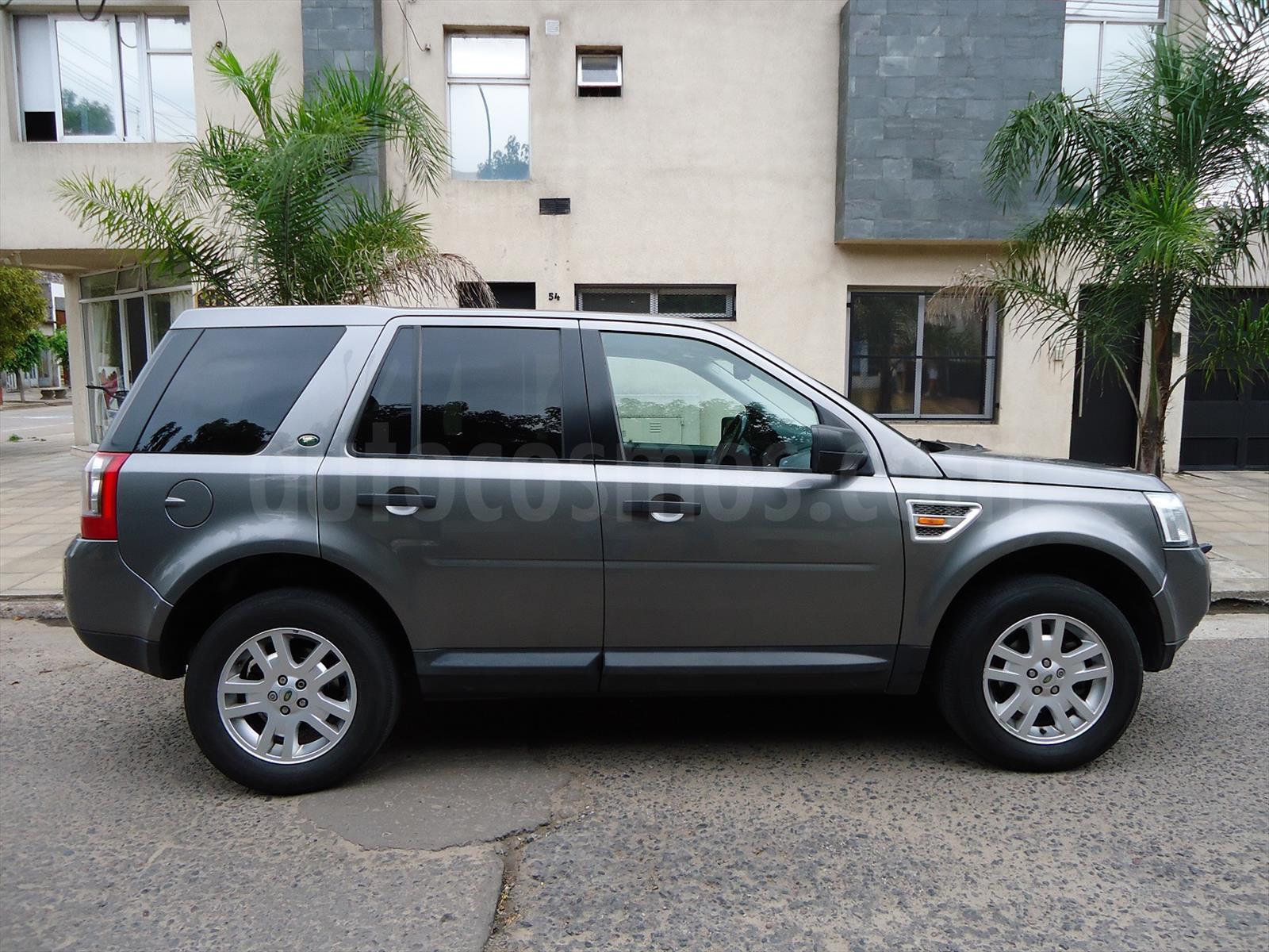 venta autos usado buenos aires land rover freelander 2 td4 se 2 2. Black Bedroom Furniture Sets. Home Design Ideas