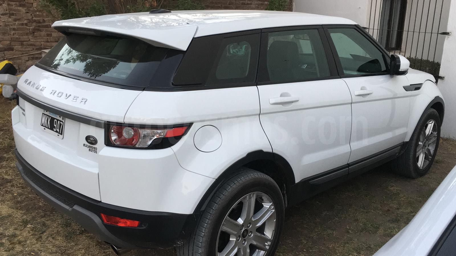 Venta Autos Usado Buenos Aires Land Rover Range Rover