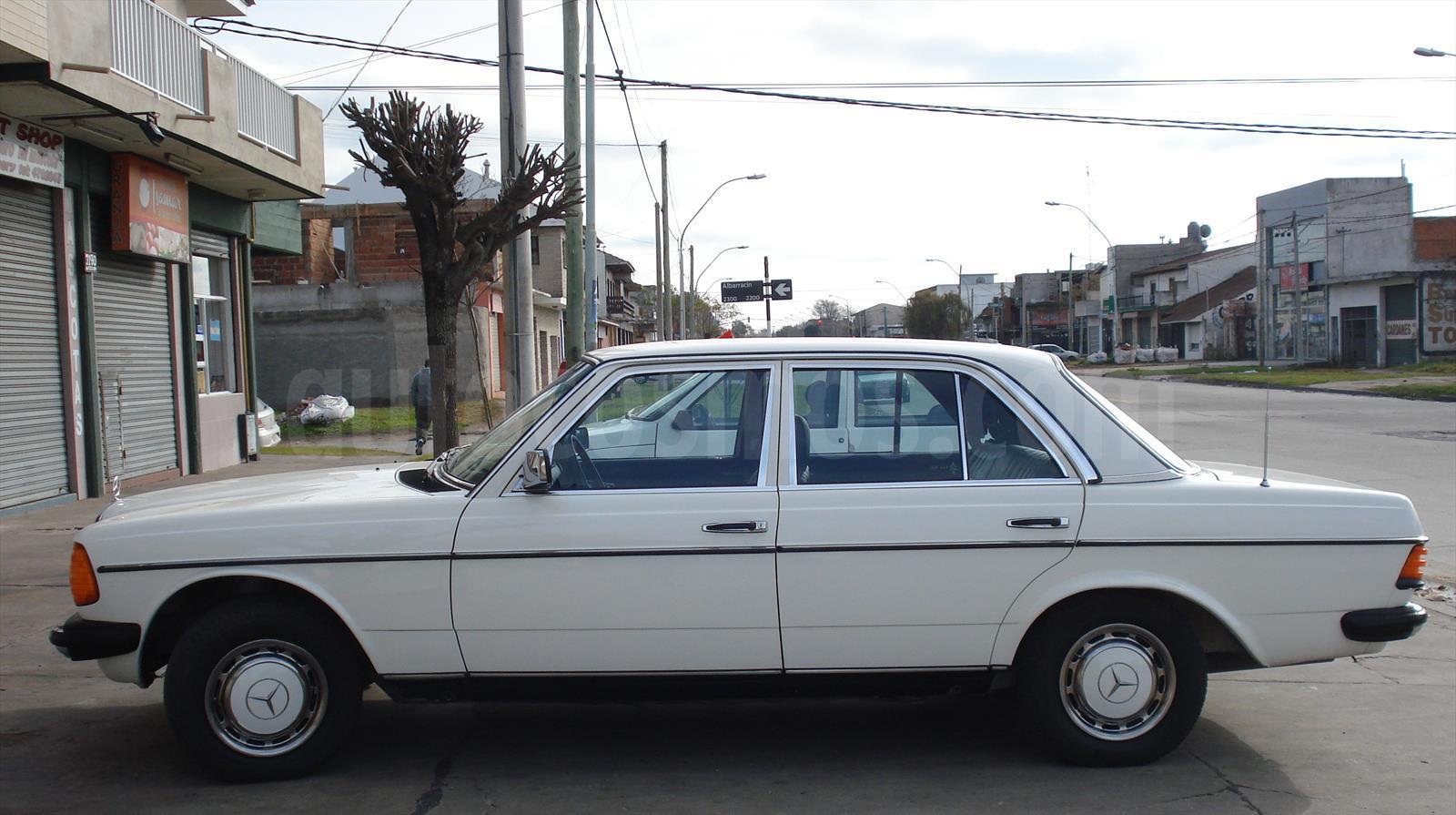 Venta Autos Usado Buenos Aires Mercedes Benz 230 E