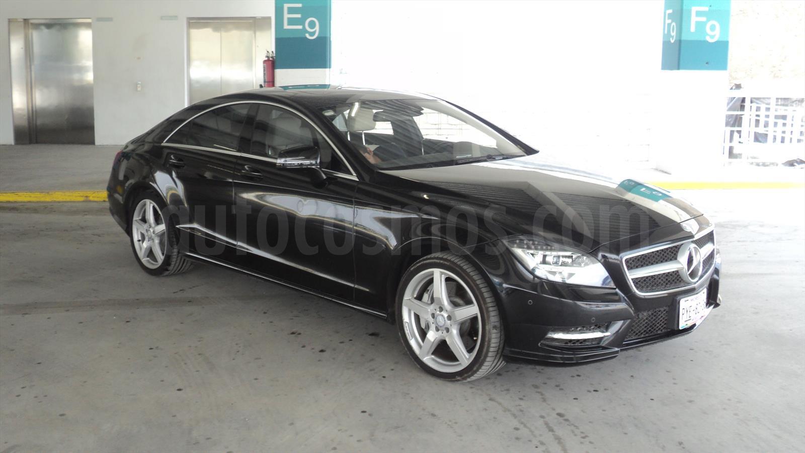 Venta auto usado mercedes benz clase cls 500 biturbo 2014 for Mercedes benz cls 500 precio