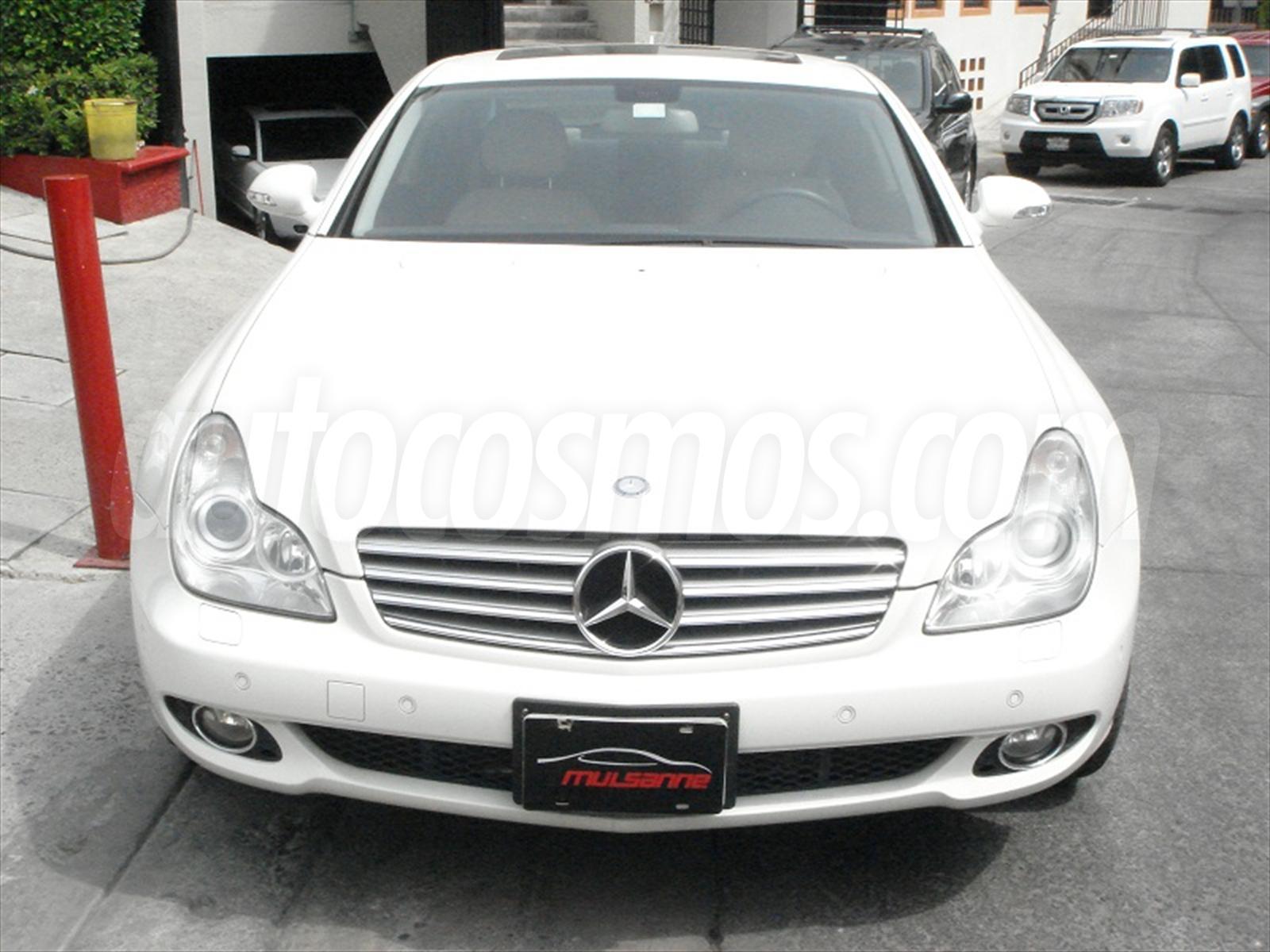 Venta auto usado mercedes benz clase cls 500 2008 color for Mercedes benz cls 500 precio