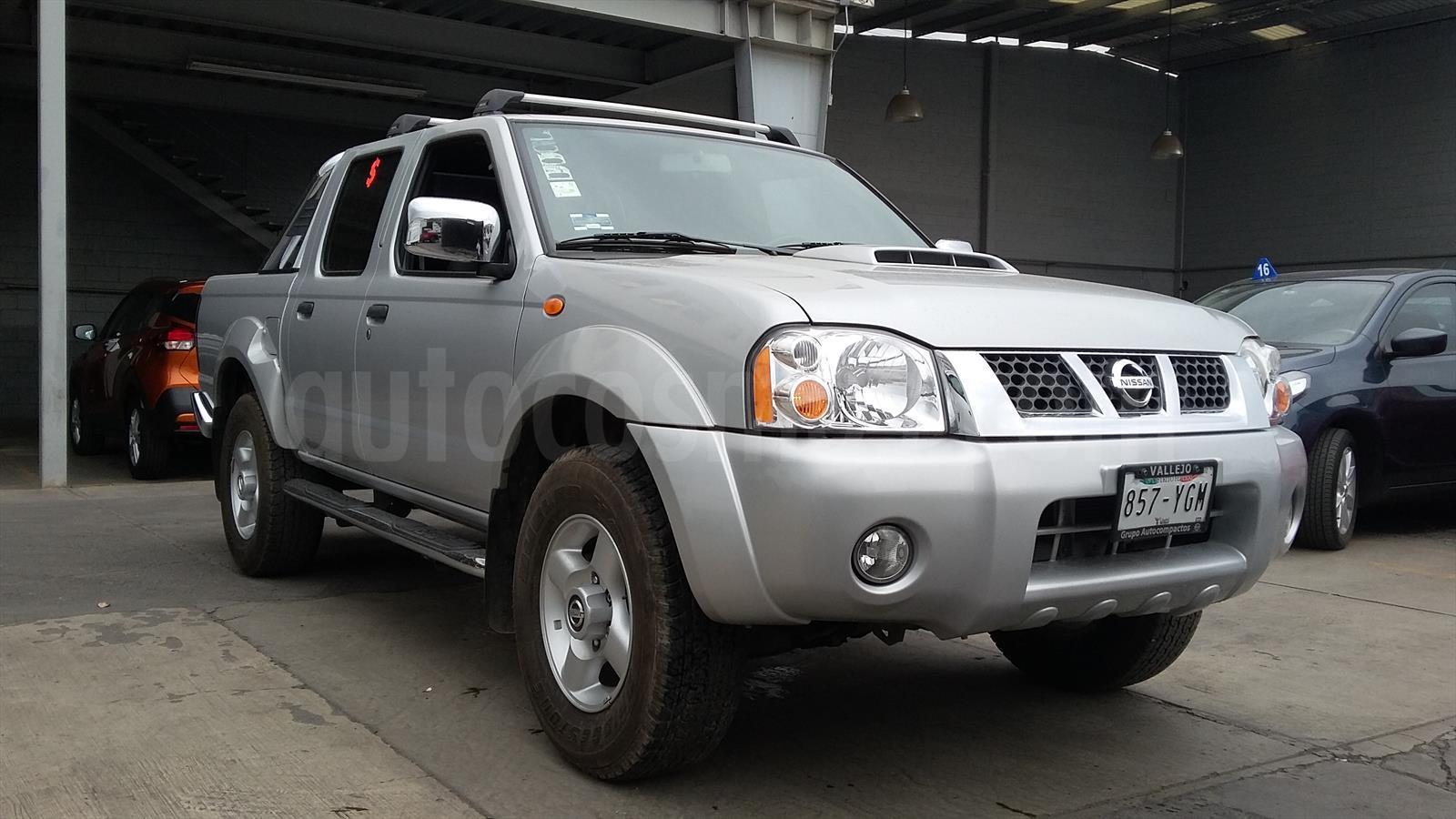 Venta Autos Usado Distrito Federal Nissan Frontier Le 2 4l